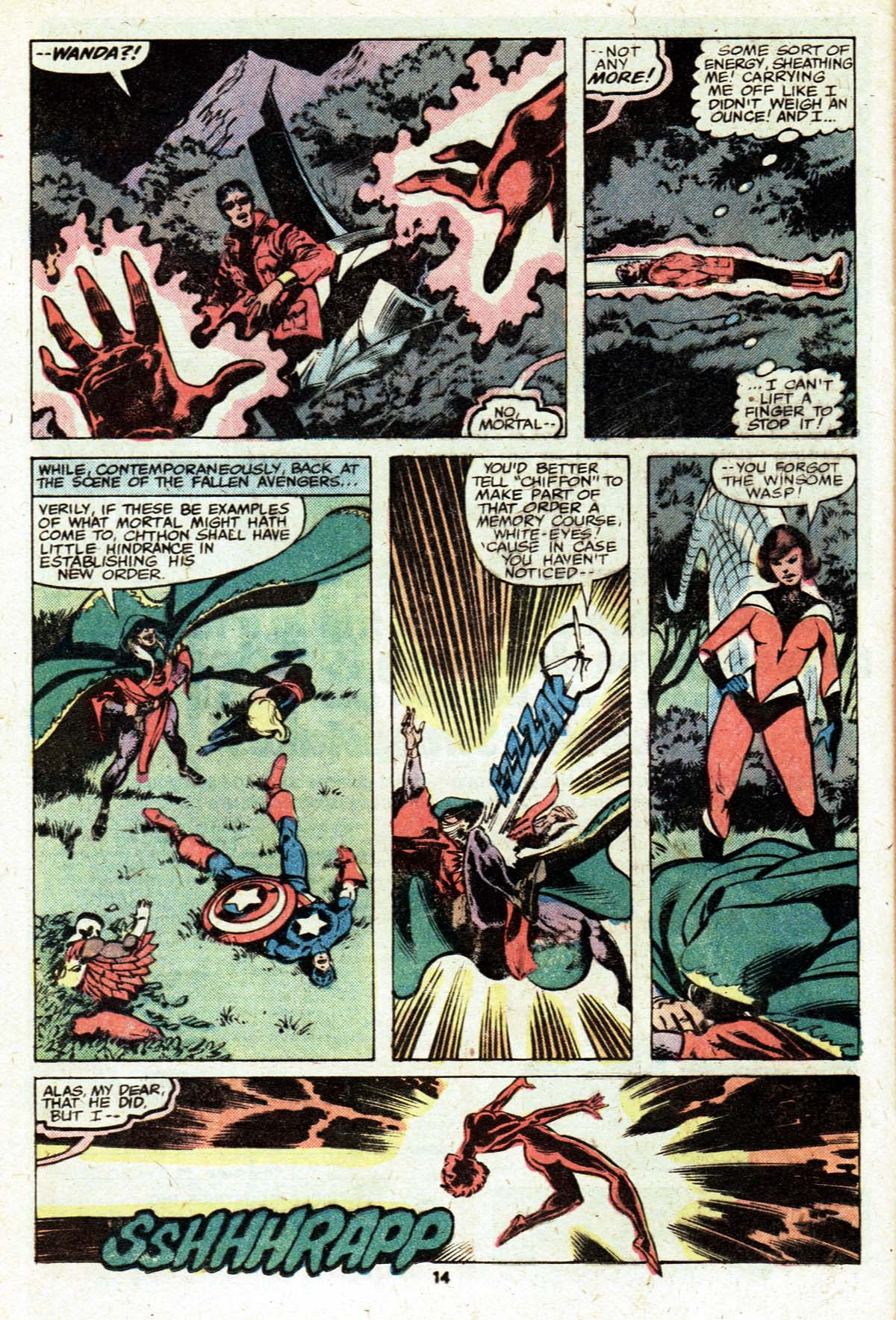 The Avengers (1963) 187 Page 8