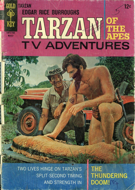 Tarzan (1962) issue 165 - Page 1