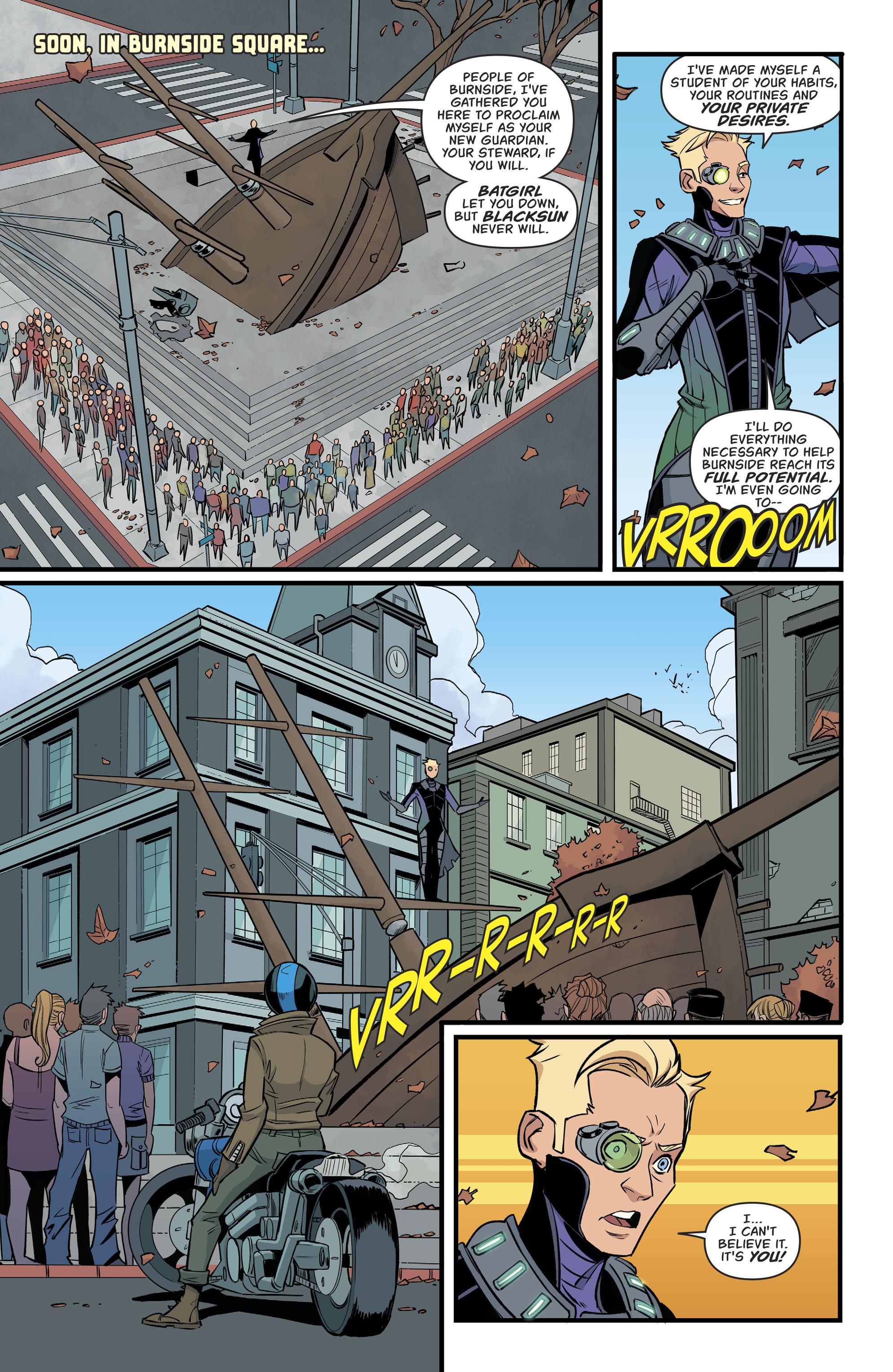 Read online Batgirl (2016) comic -  Issue #11 - 14