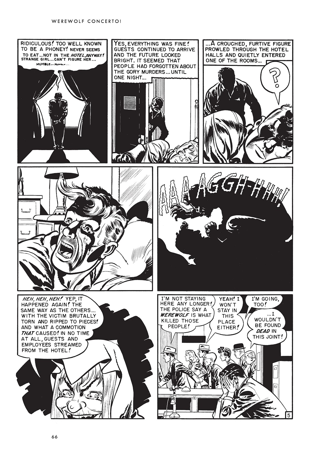 Read online Voodoo Vengeance and Other Stories comic -  Issue # TPB (Part 1) - 83