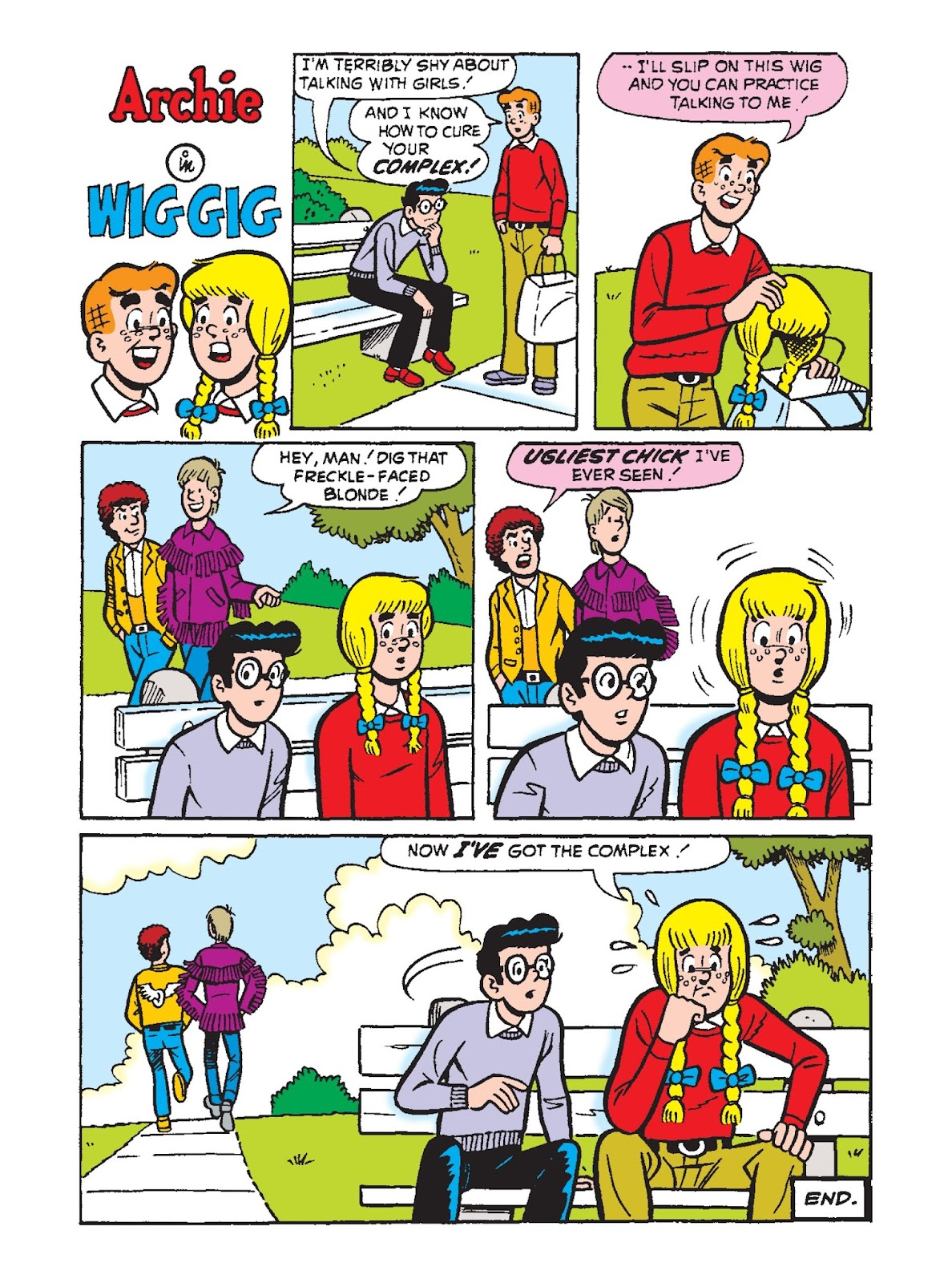 Archie 1000 Page Comics Digest issue TPB_(Part_5) - Page 86
