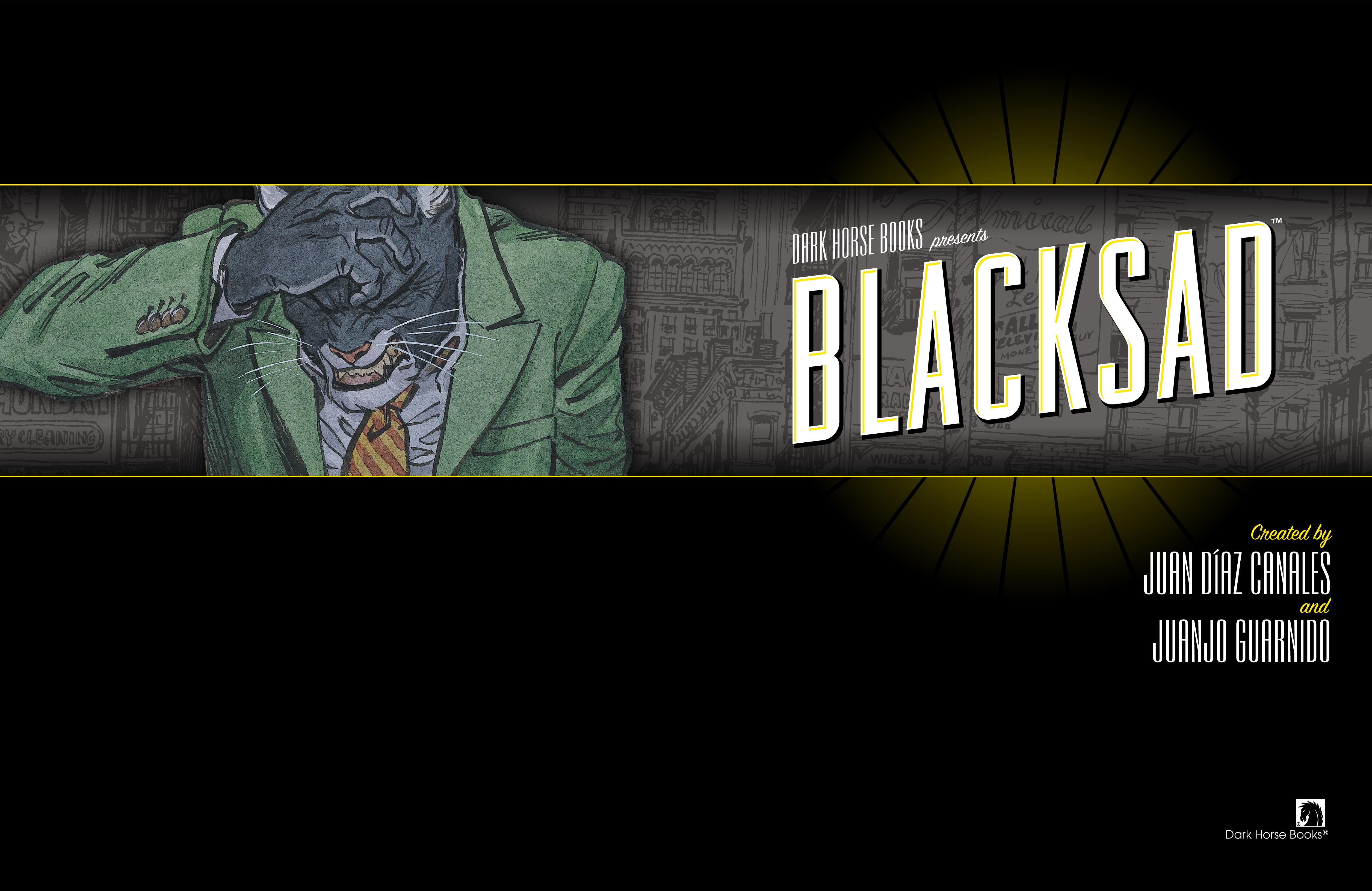 Read online Blacksad: Amarillo comic -  Issue # Full - 4