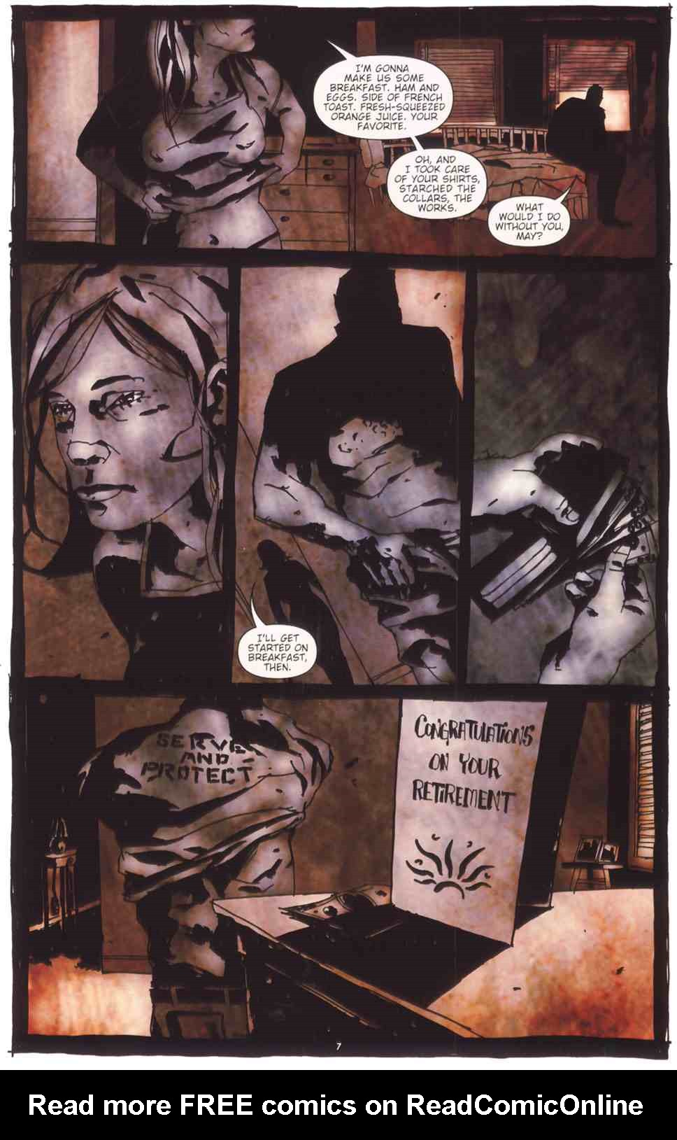 Read online Silent Hill: The Grinning Man comic -  Issue # Full - 9