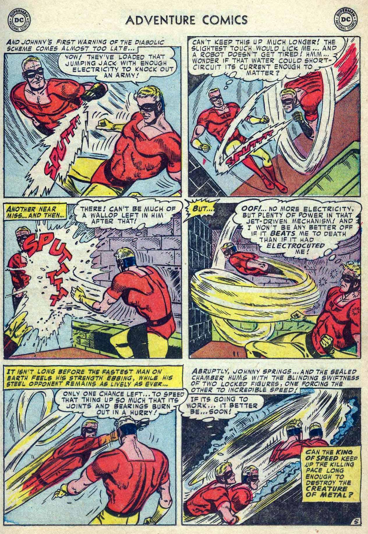 Read online Adventure Comics (1938) comic -  Issue #180 - 29