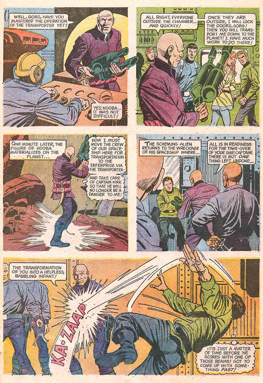 Star Trek (1967) issue 8 - Page 22