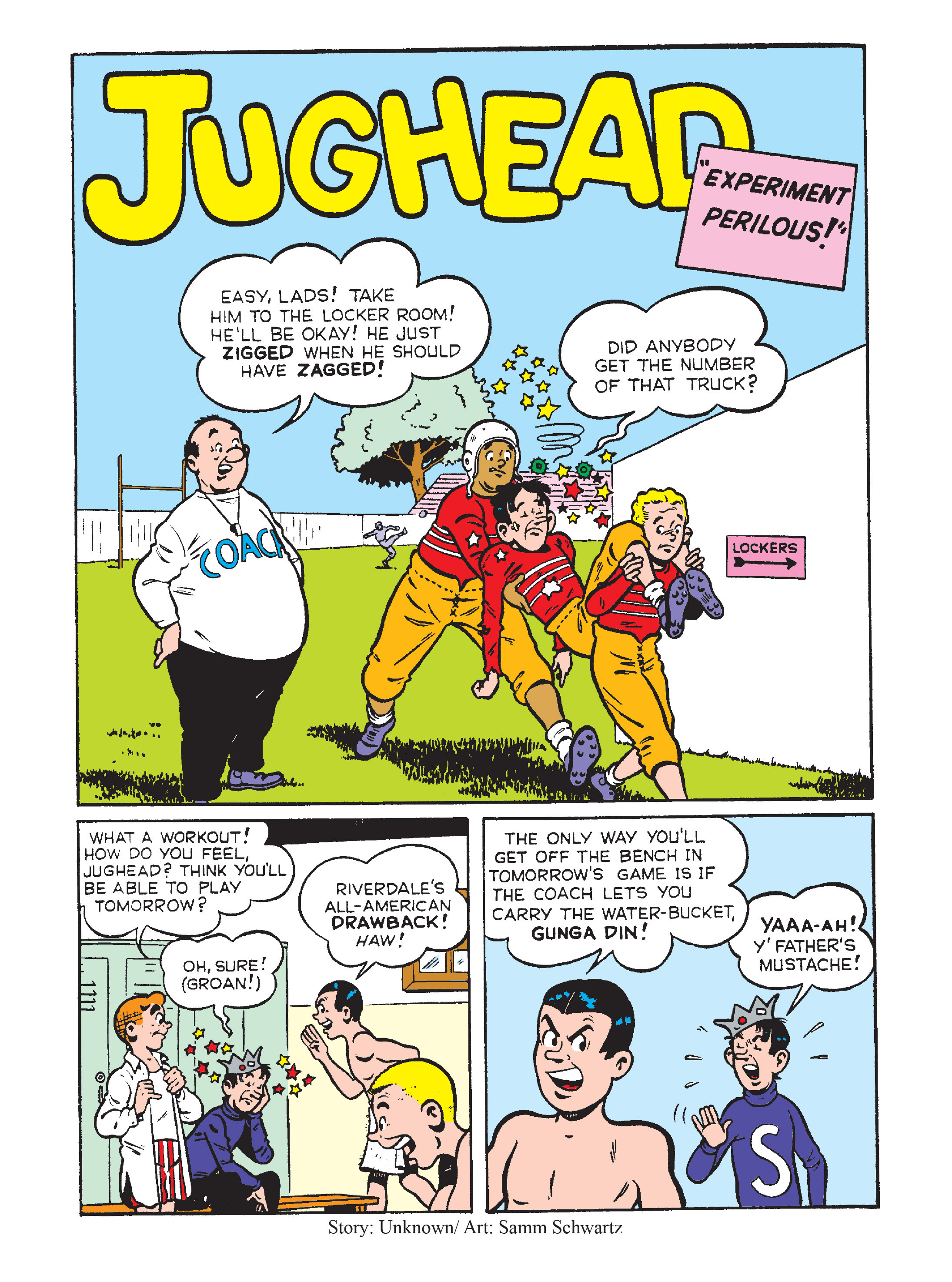 Read online Archie 75th Anniversary Digest comic -  Issue #3 - 43