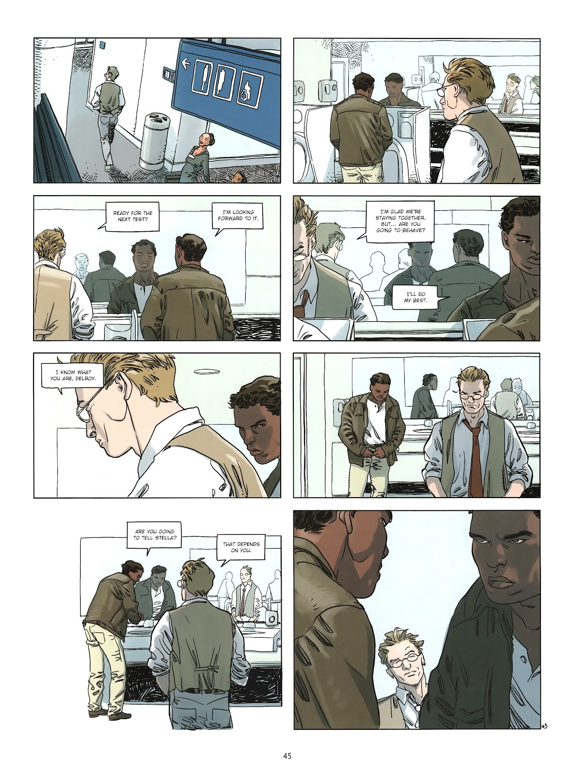 Read online Cutting Edge (2013) comic -  Issue #2 - 44