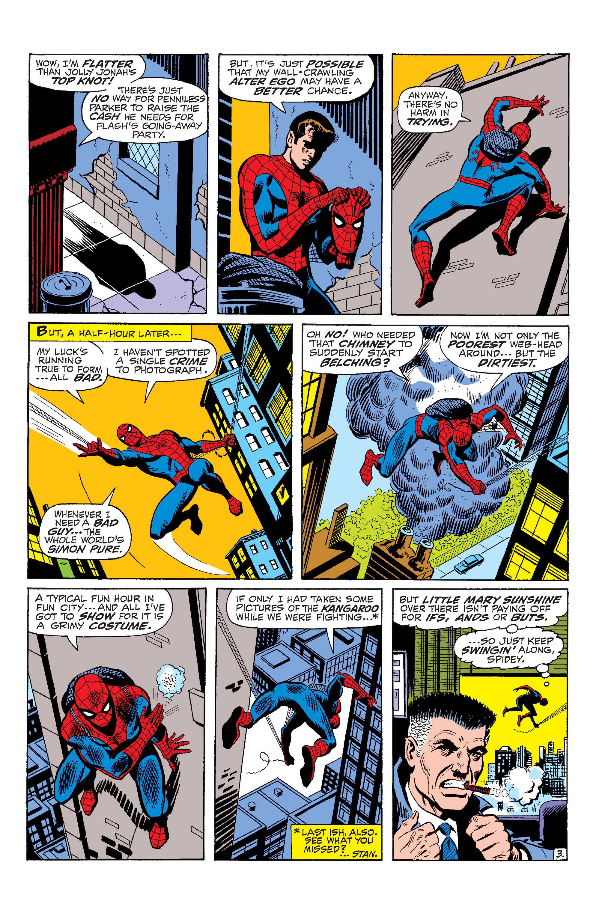 The Amazing Spider-Man (1963) 82 Page 3