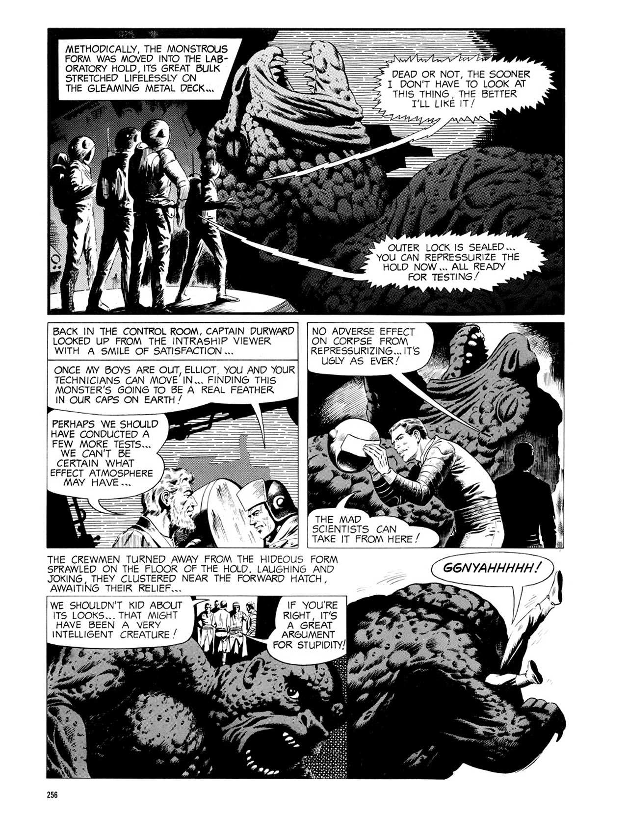 Read online Eerie Archives comic -  Issue # TPB 2 - 257