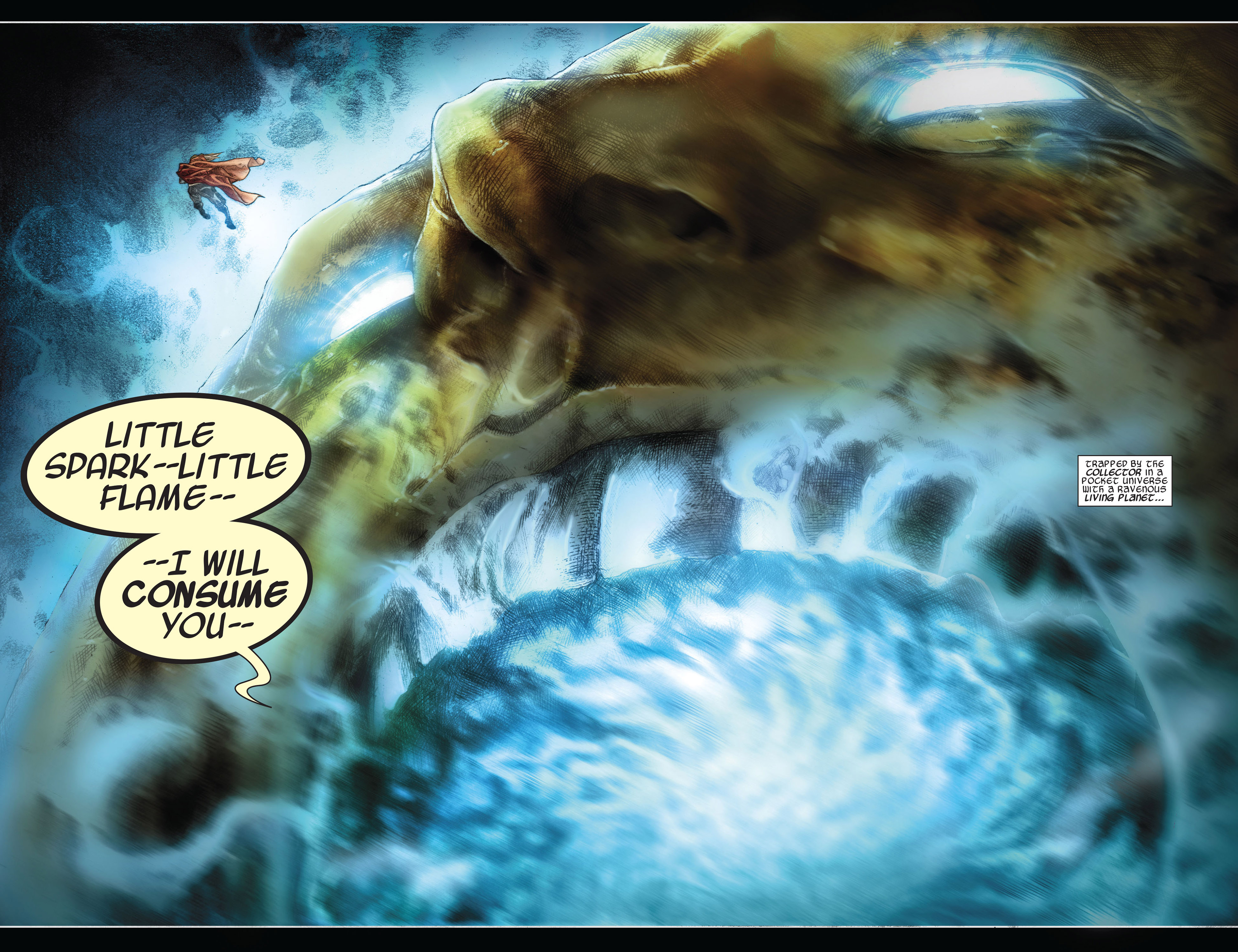 Read online Astonishing Thor comic -  Issue #3 - 4