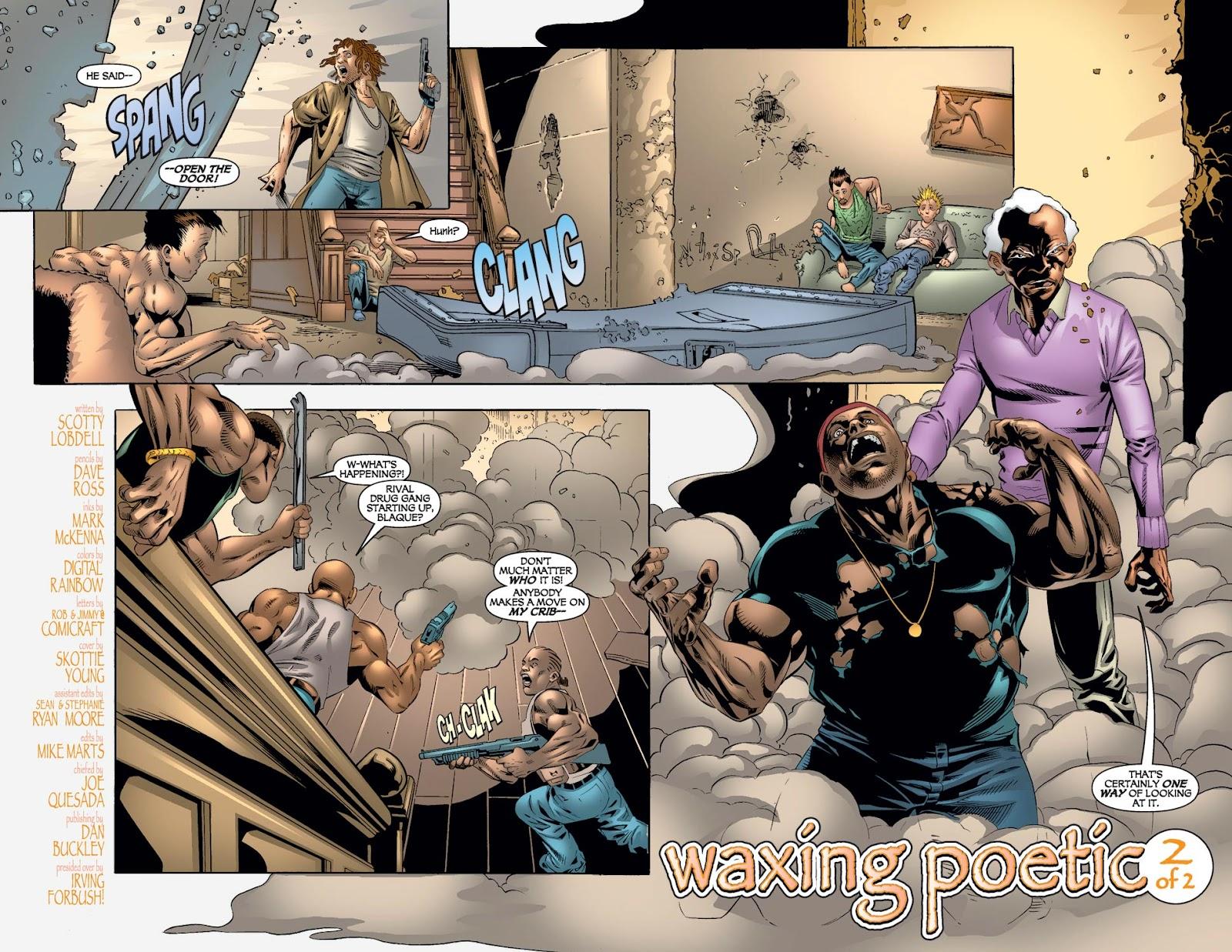 Alpha Flight (2004) issue 8 - Page 4