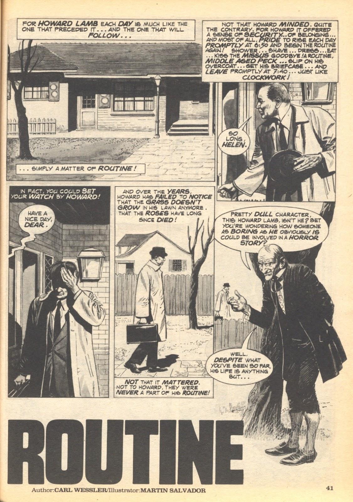 Creepy (1964) Issue #122 #122 - English 39