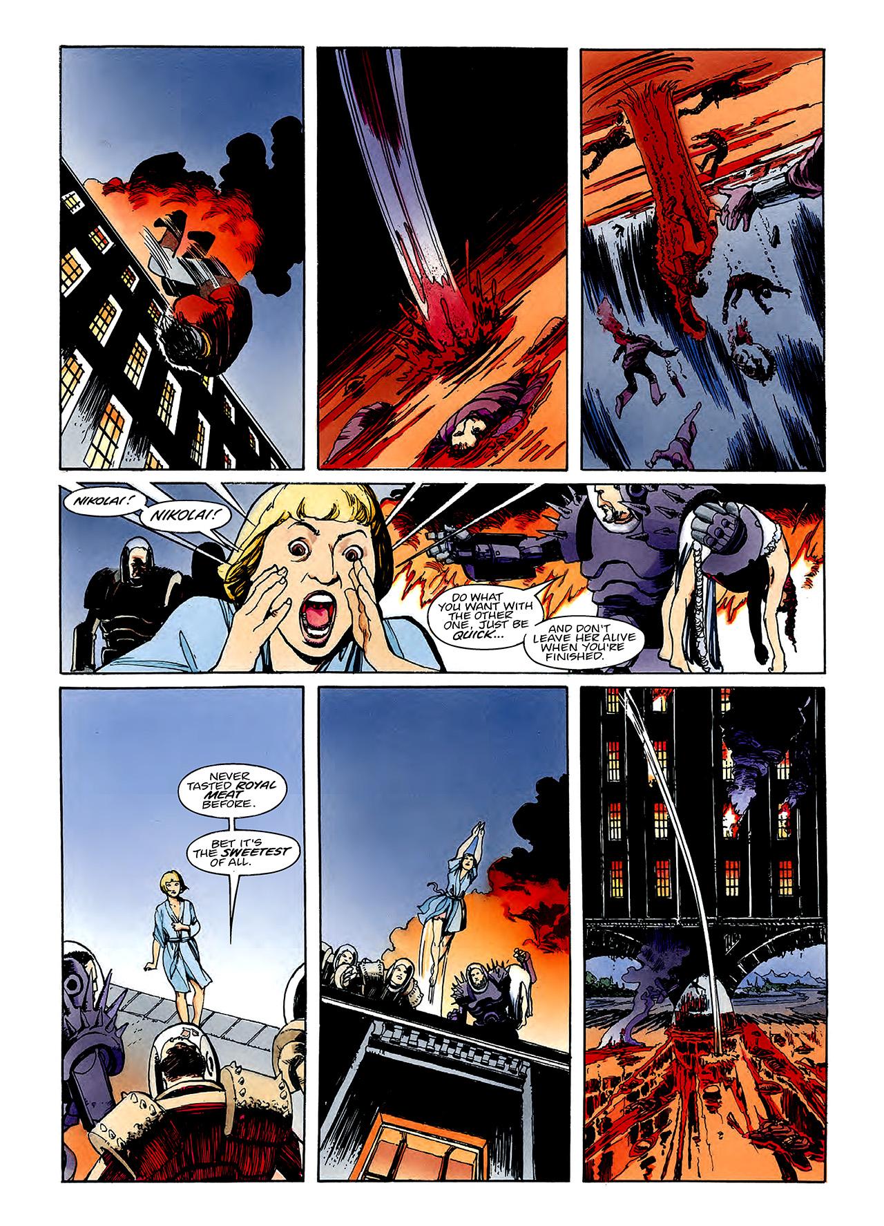 Read online Nikolai Dante comic -  Issue # TPB 3 - 80