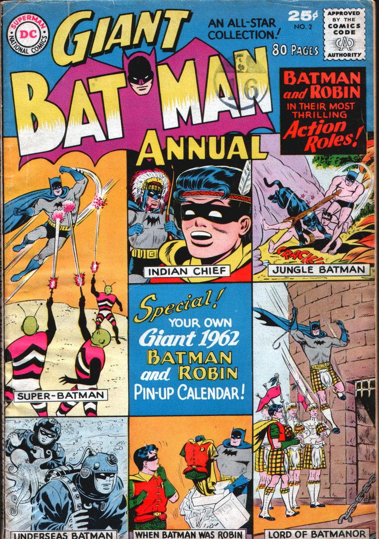 Batman (1940) _Annual_2 Page 1
