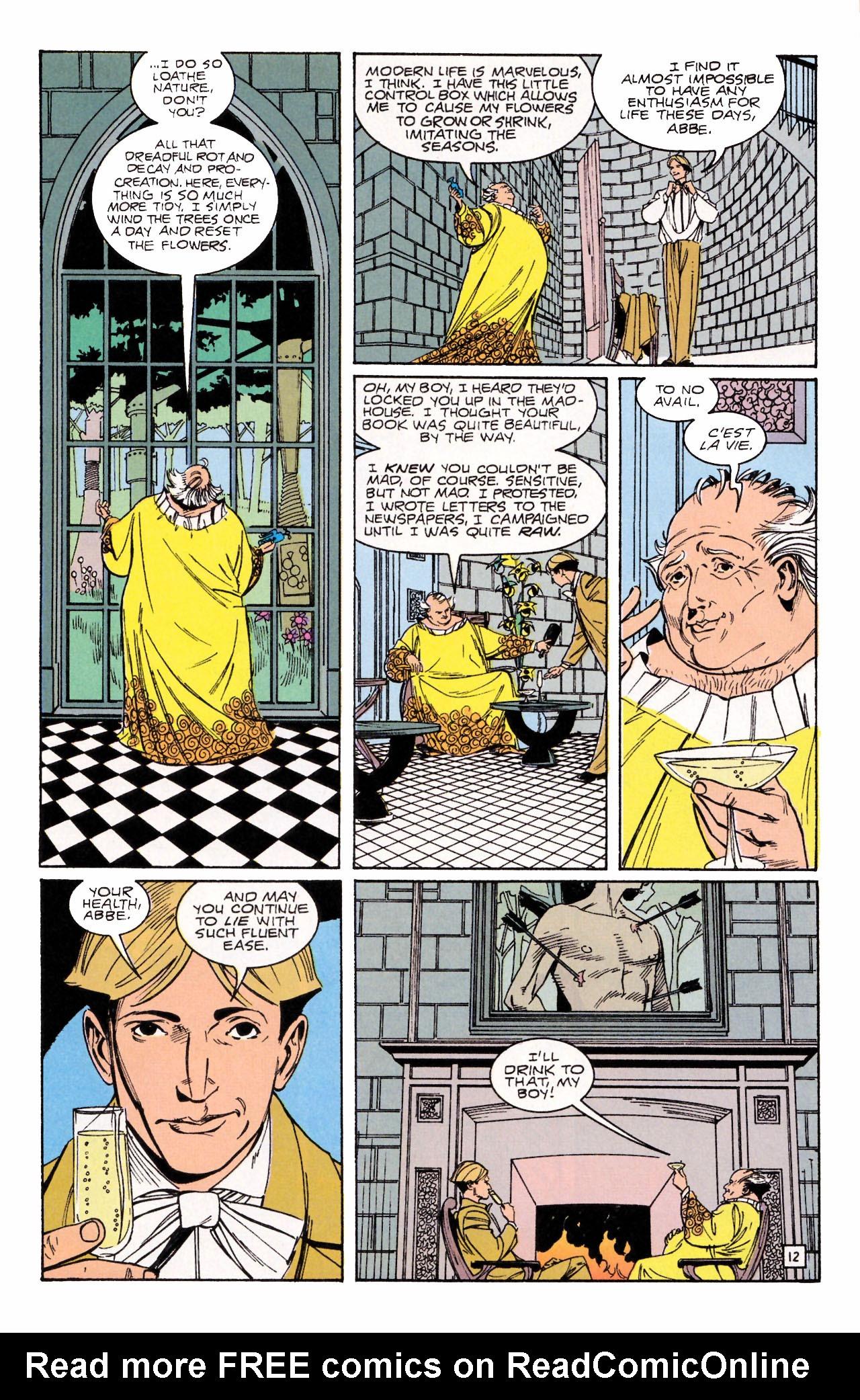Read online Sebastian O comic -  Issue #2 - 16