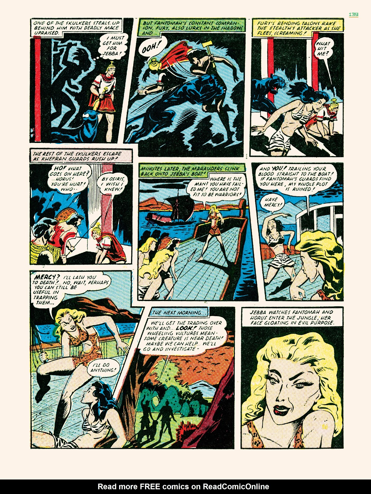 Read online Jungle Girls comic -  Issue # TPB (Part 2) - 39