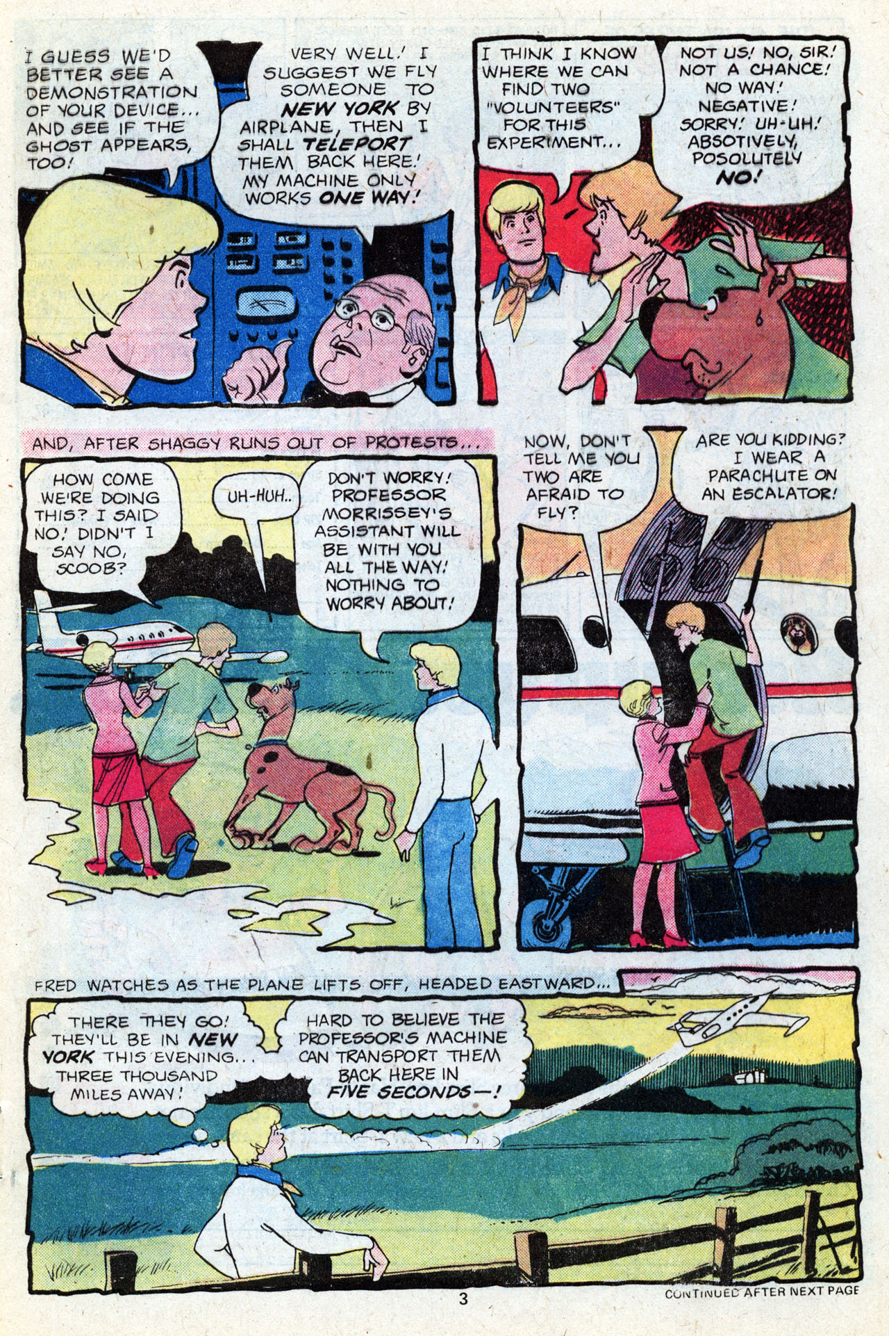 Read online Scooby-Doo (1977) comic -  Issue #7 - 5
