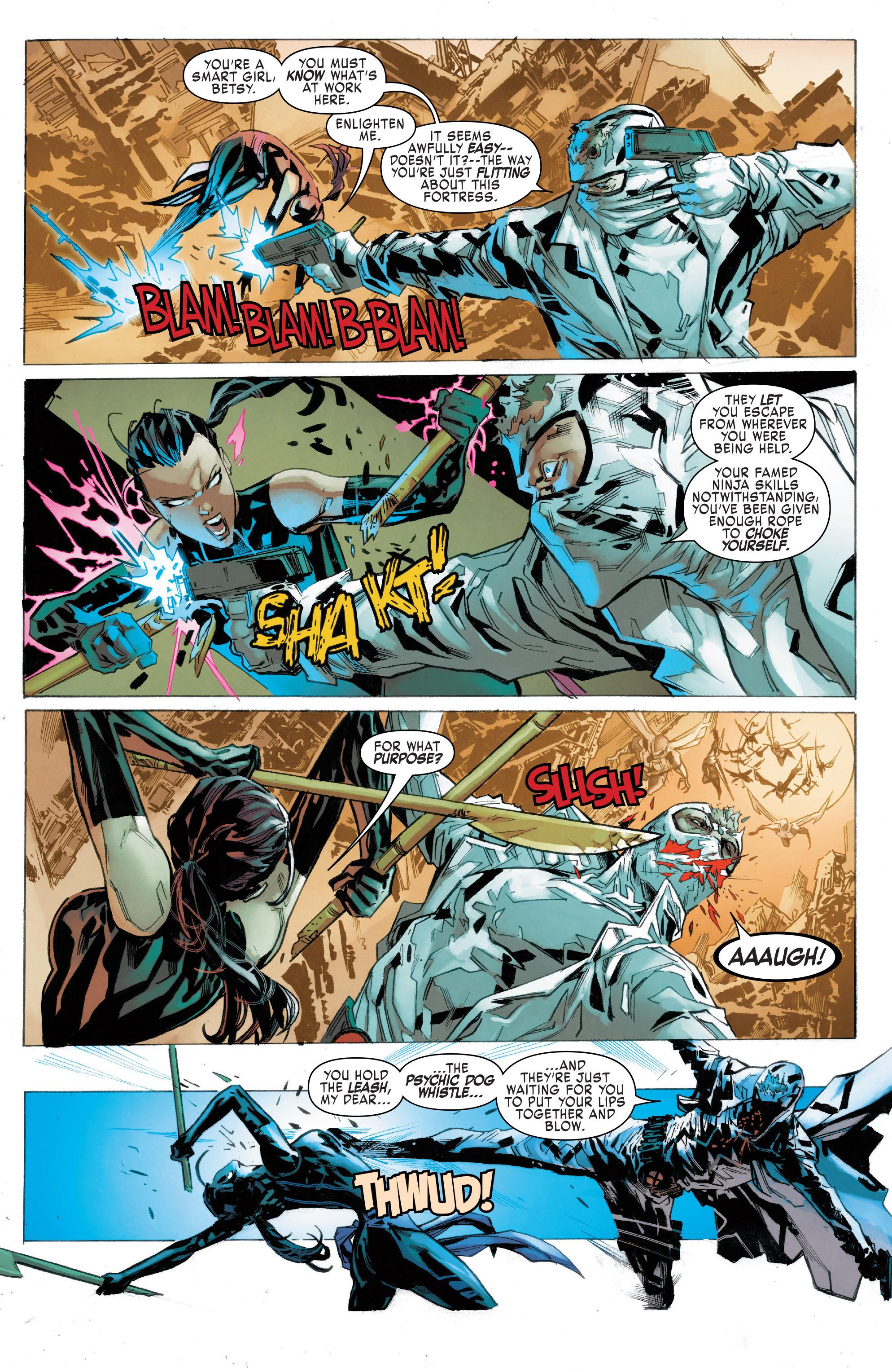 Read online Uncanny X-Men (2016) comic -  Issue #8 - 14