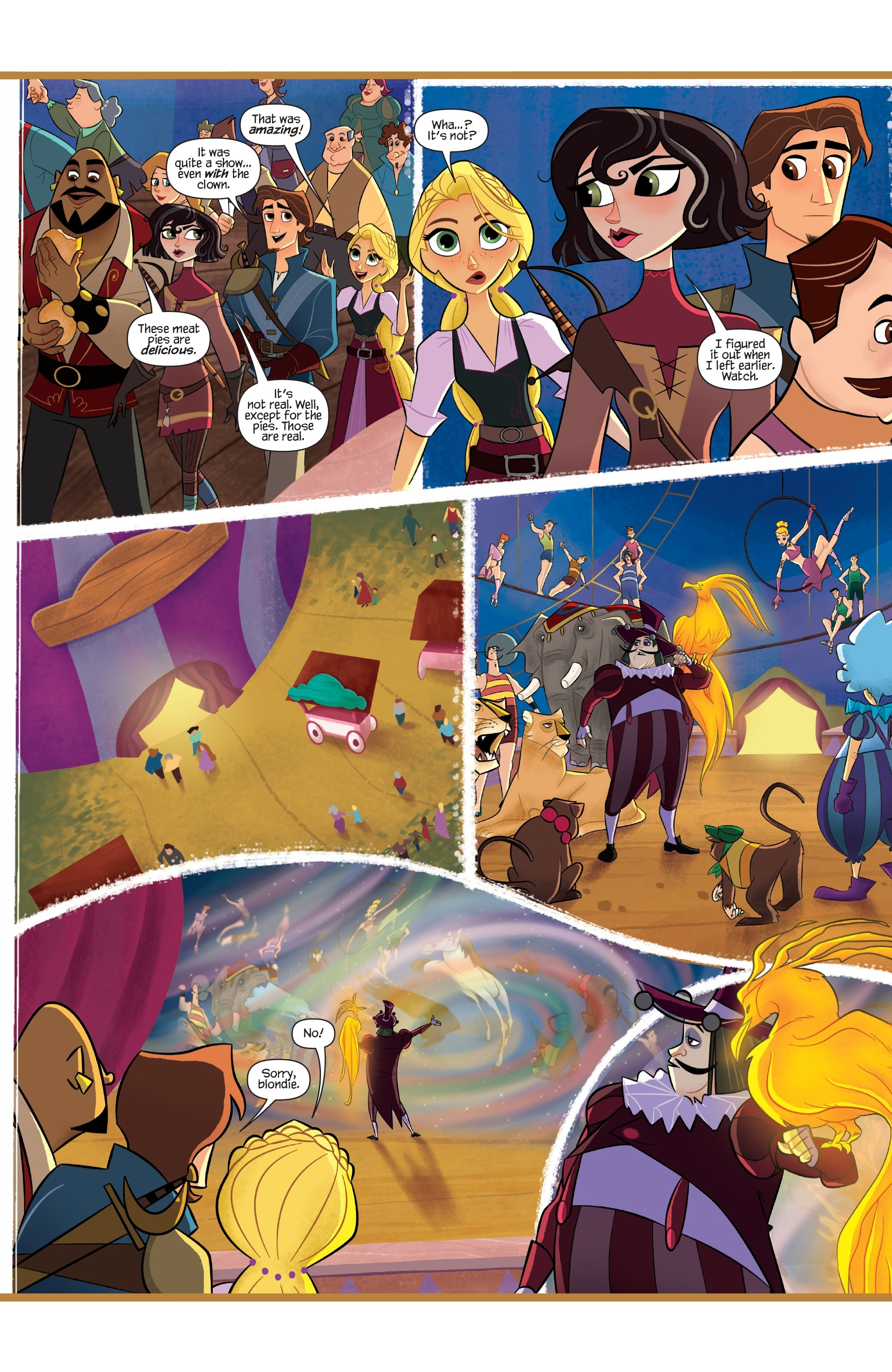 Tangled: The Series: Hair and Now 2 Page 6