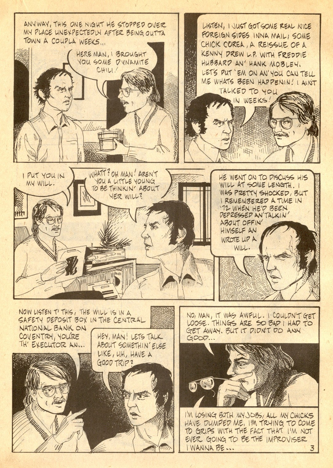 American Splendor (1976) issue 7 - Page 34