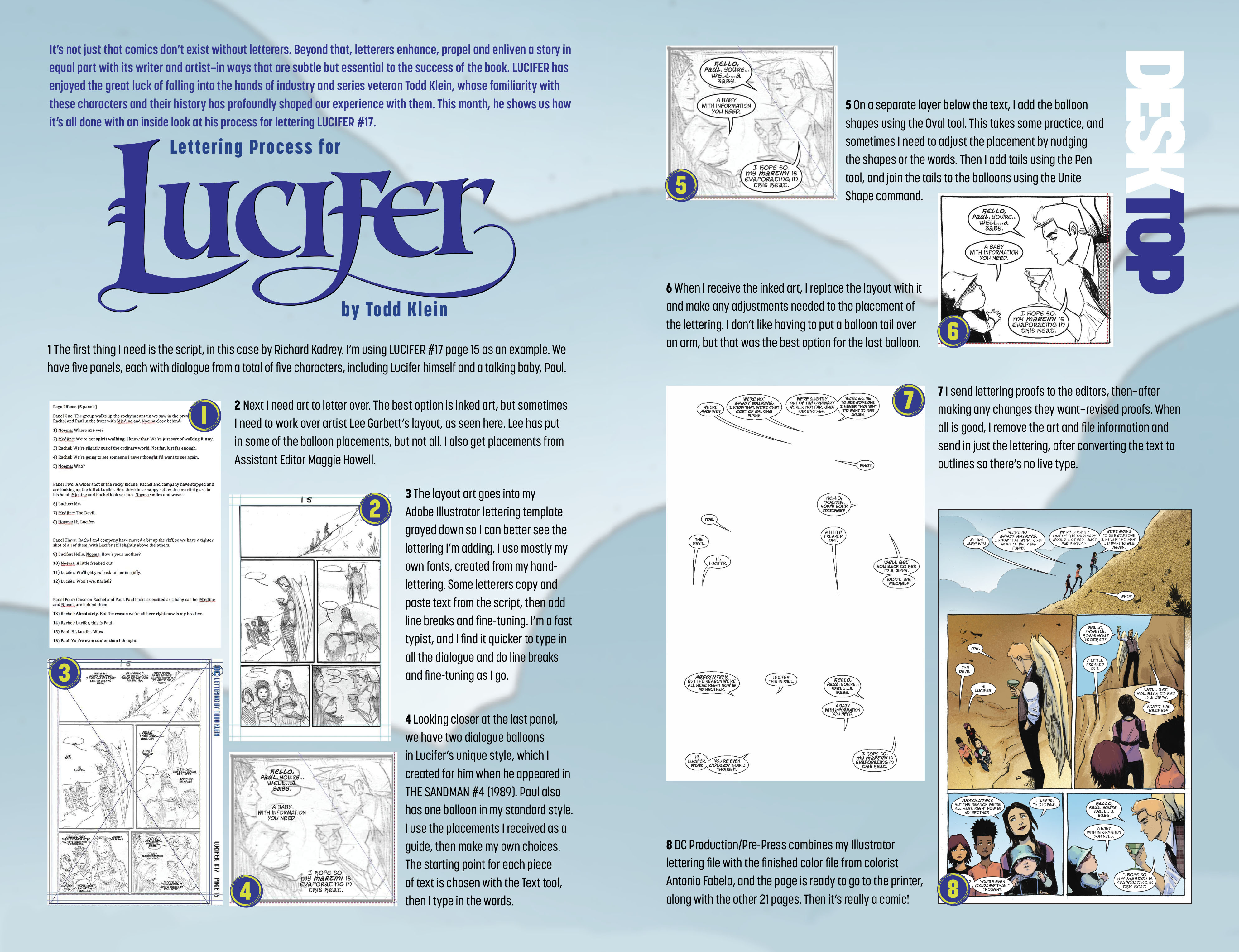 Read online Everafter comic -  Issue #9 - 23