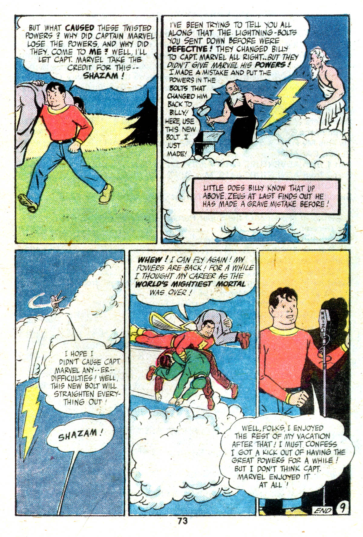 Read online Adventure Comics (1938) comic -  Issue #493 - 73