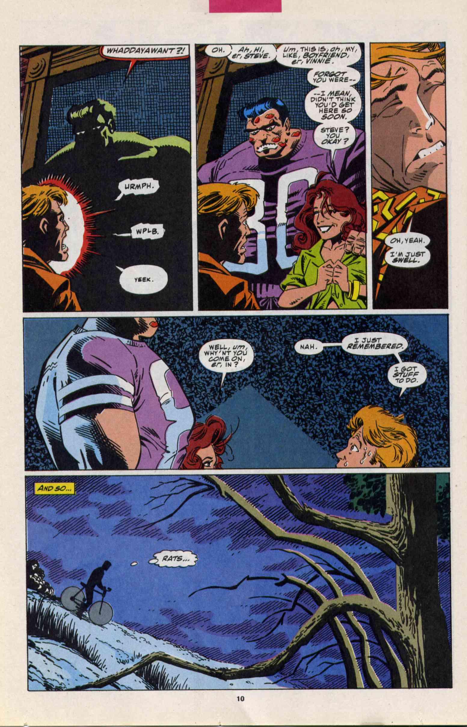 Read online Slapstick comic -  Issue #3 - 8