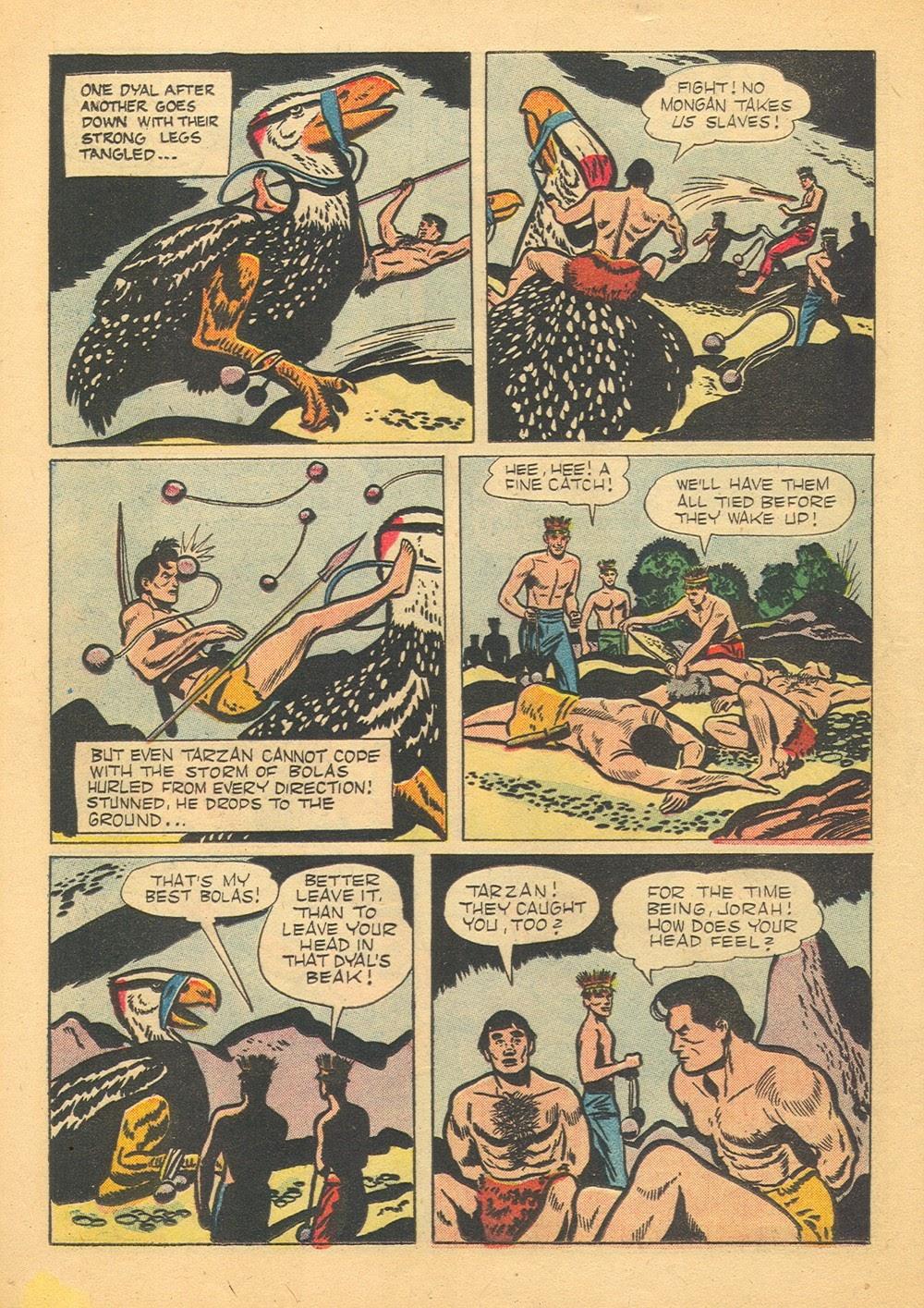 Tarzan (1948) issue 60 - Page 12