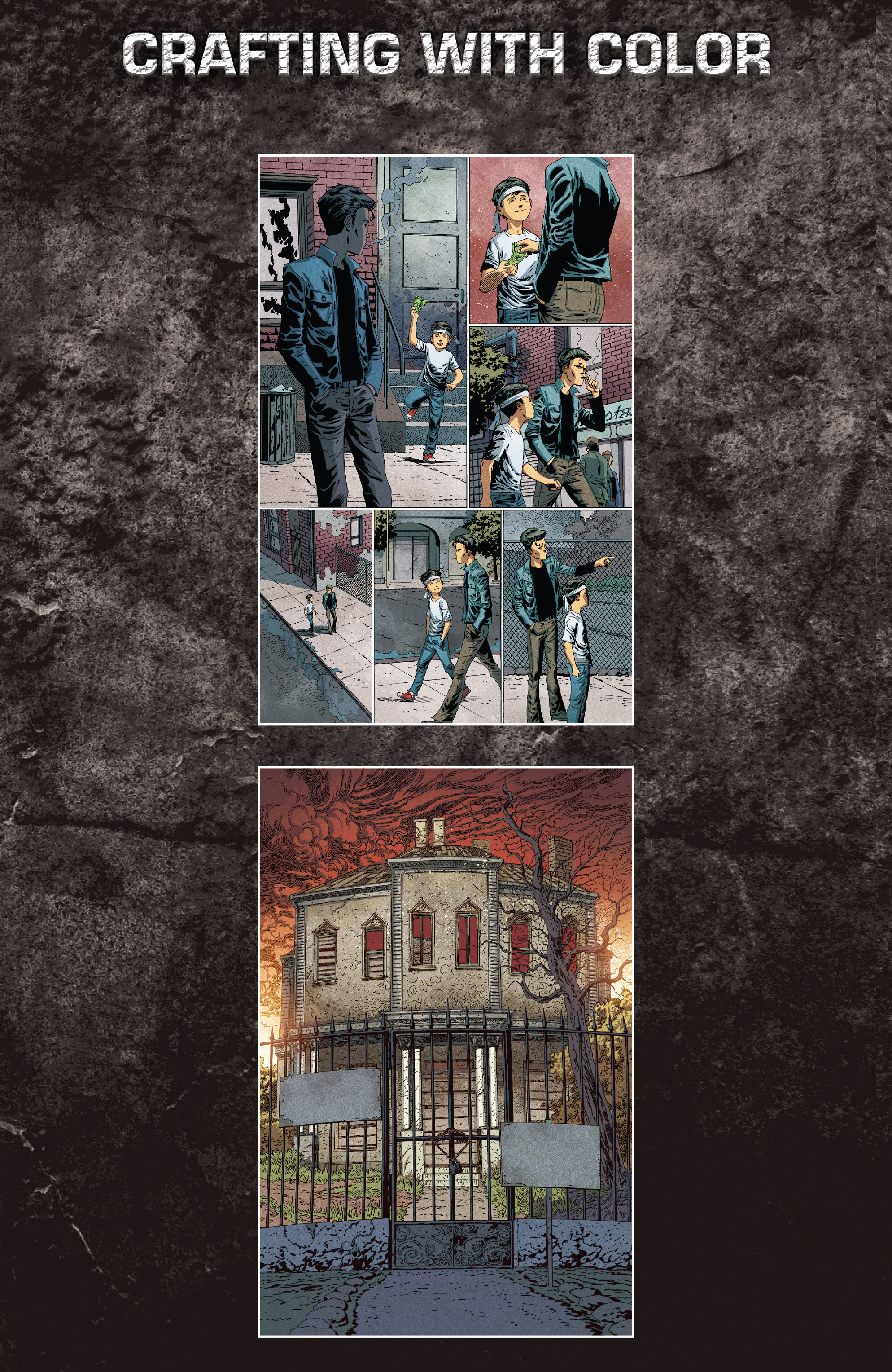 Read online Dark Tower: The Drawing of the Three - The Prisoner comic -  Issue #3 - 27