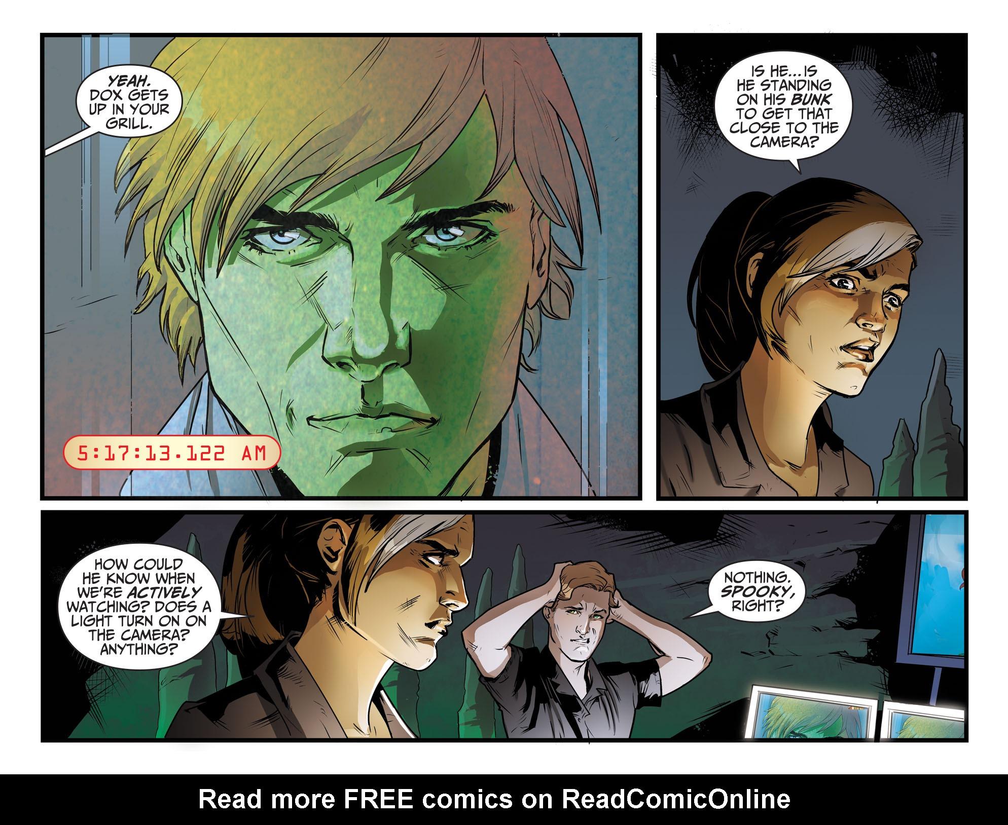 Read online Adventures of Supergirl comic -  Issue #8 - 5