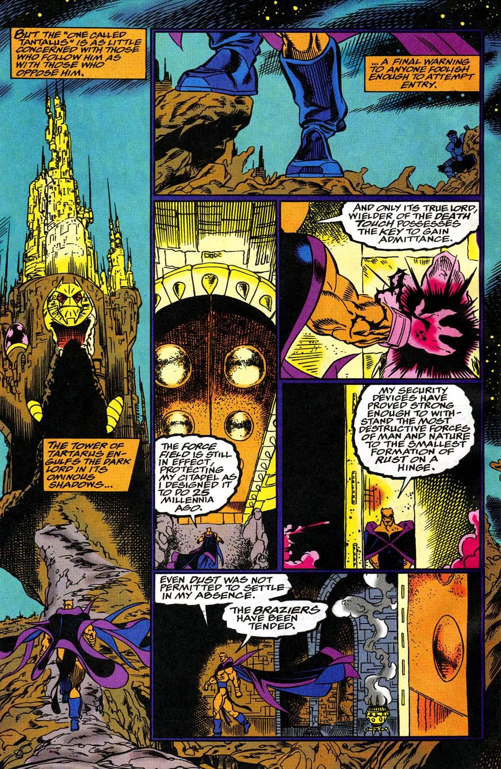Read online Blackwulf comic -  Issue #8 - 19