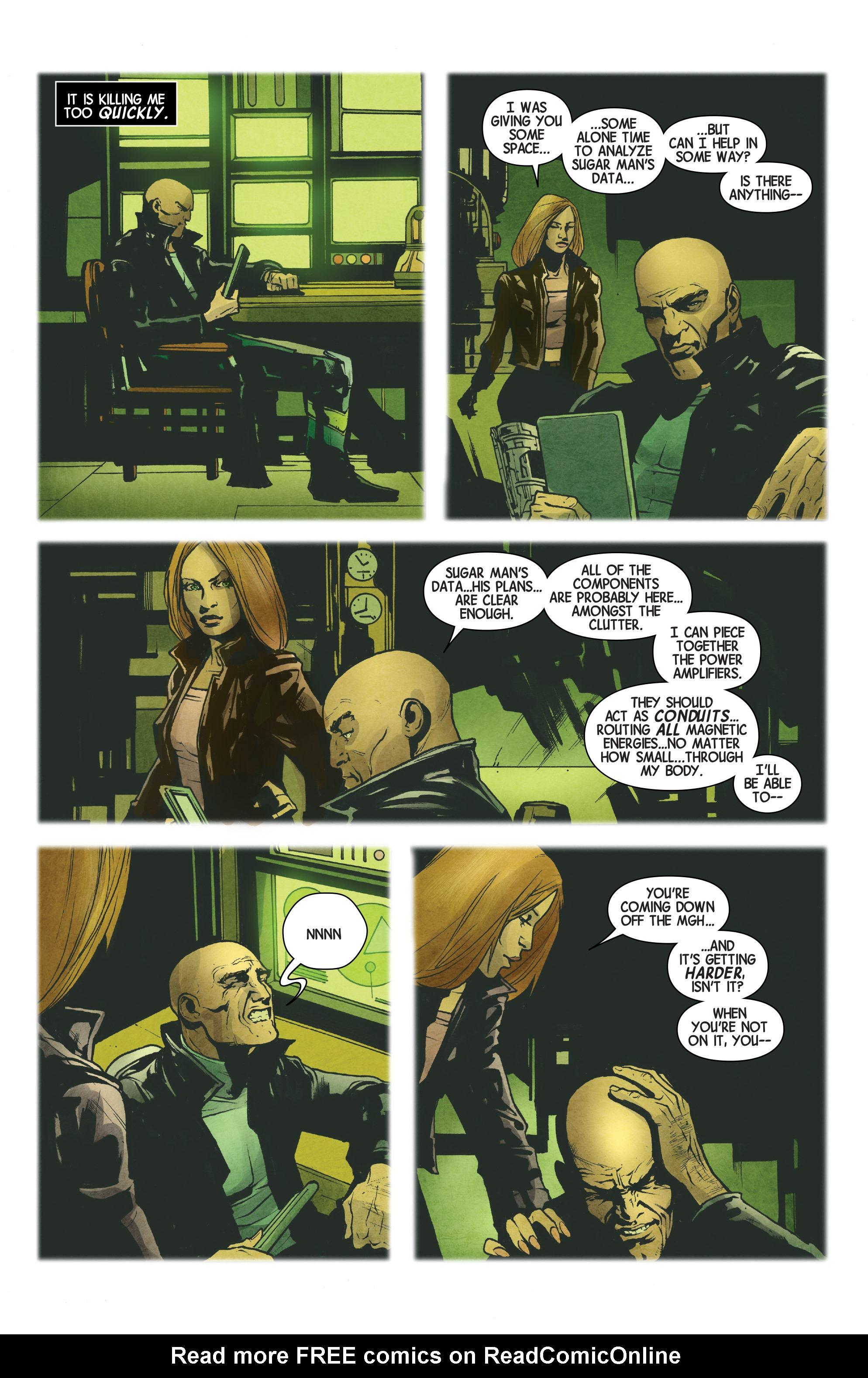 Read online Secret Wars: Last Days of the Marvel Universe comic -  Issue # TPB (Part 1) - 171