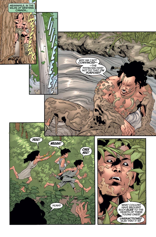 Read online Alpha Flight (2004) comic -  Issue #7 - 8