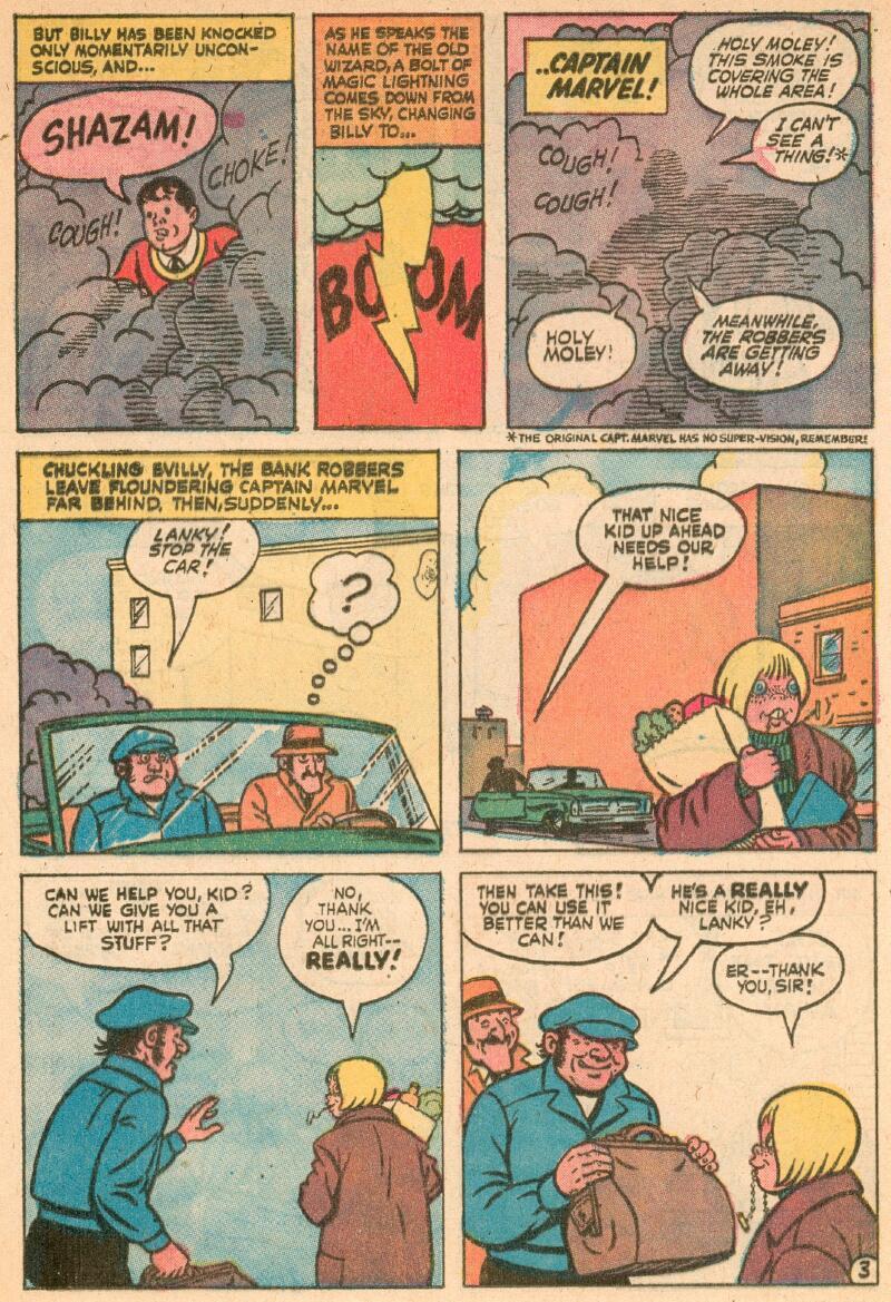Read online Shazam! (1973) comic -  Issue #2 - 14