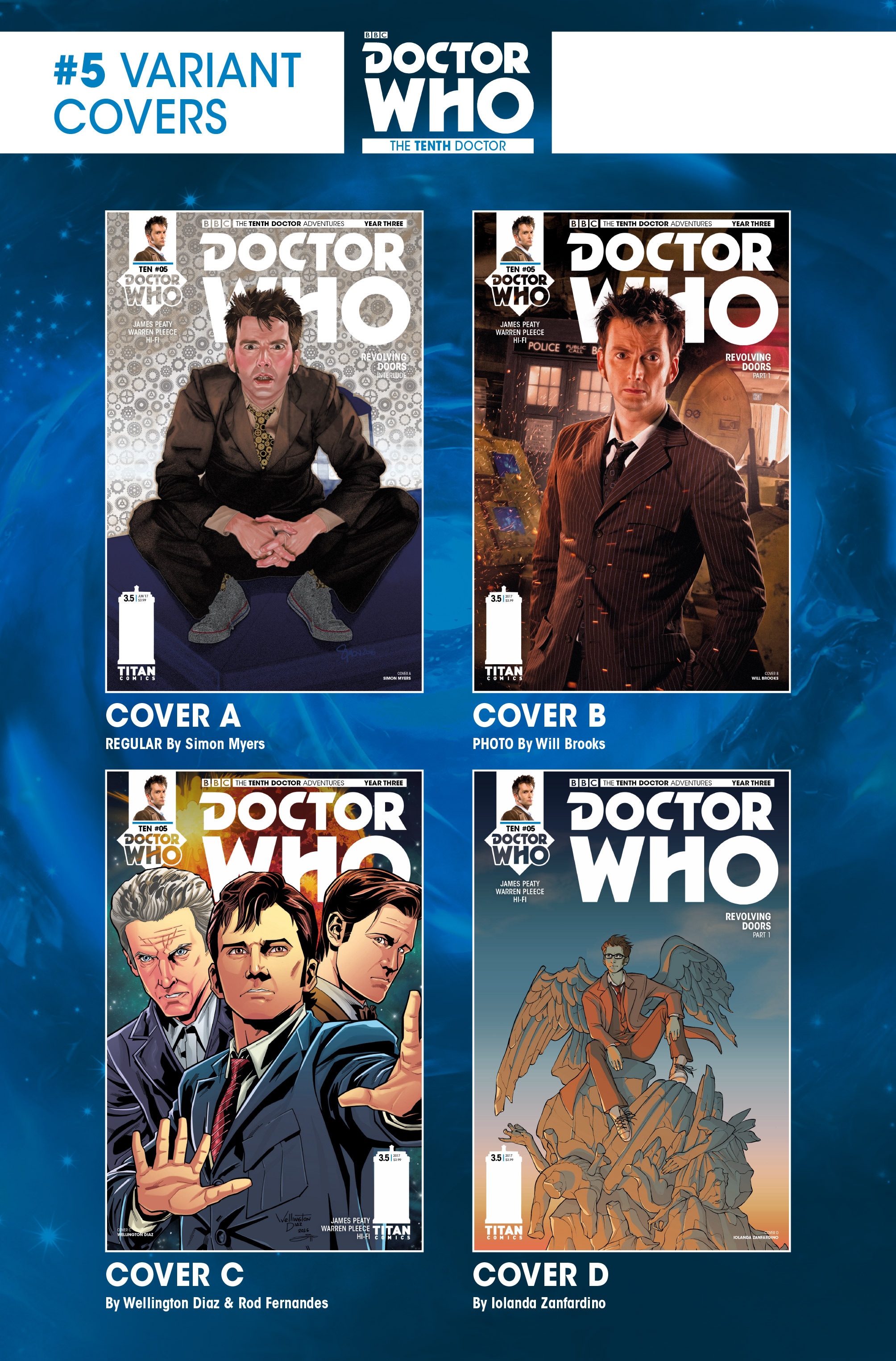 Read online Doctor Who: The Tenth Doctor Year Three comic -  Issue #5 - 32
