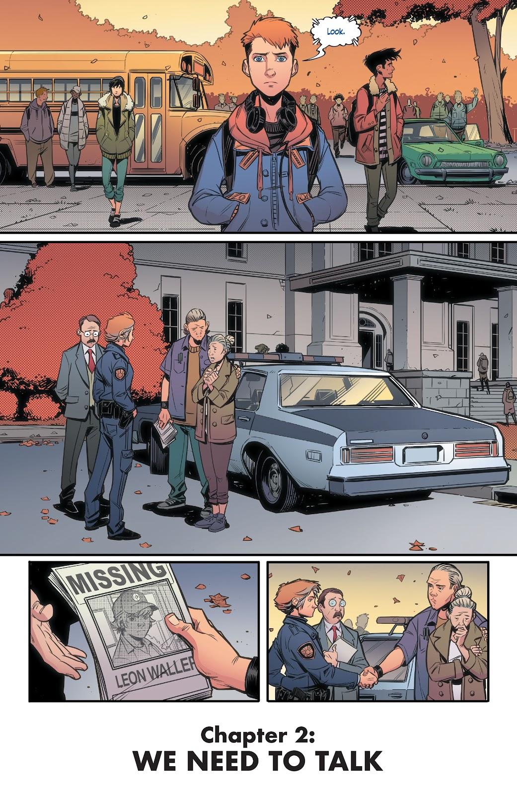 Read online Alienated comic -  Issue #2 - 8