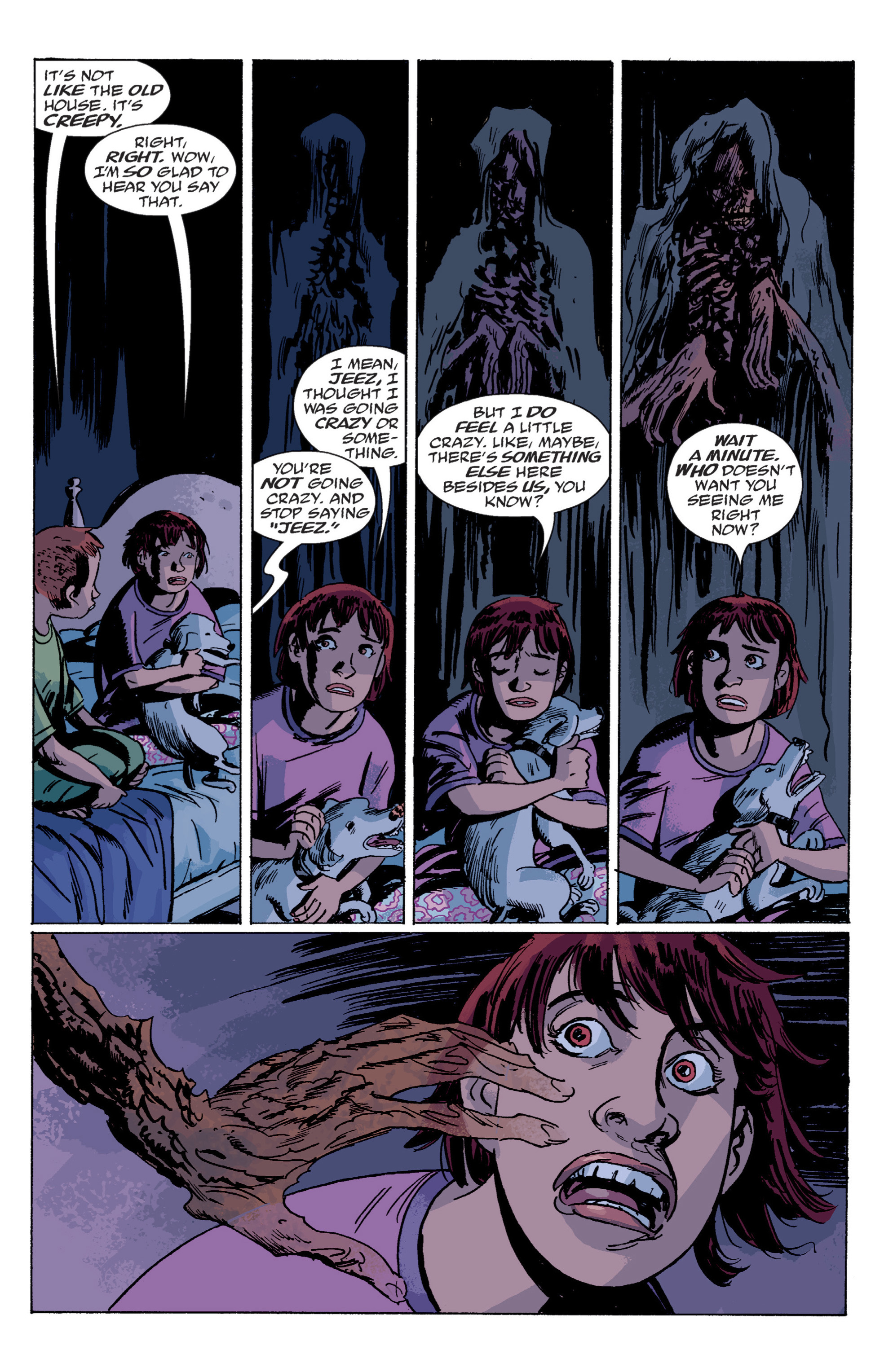 Read online B.P.R.D. (2003) comic -  Issue # TPB 6 - 94