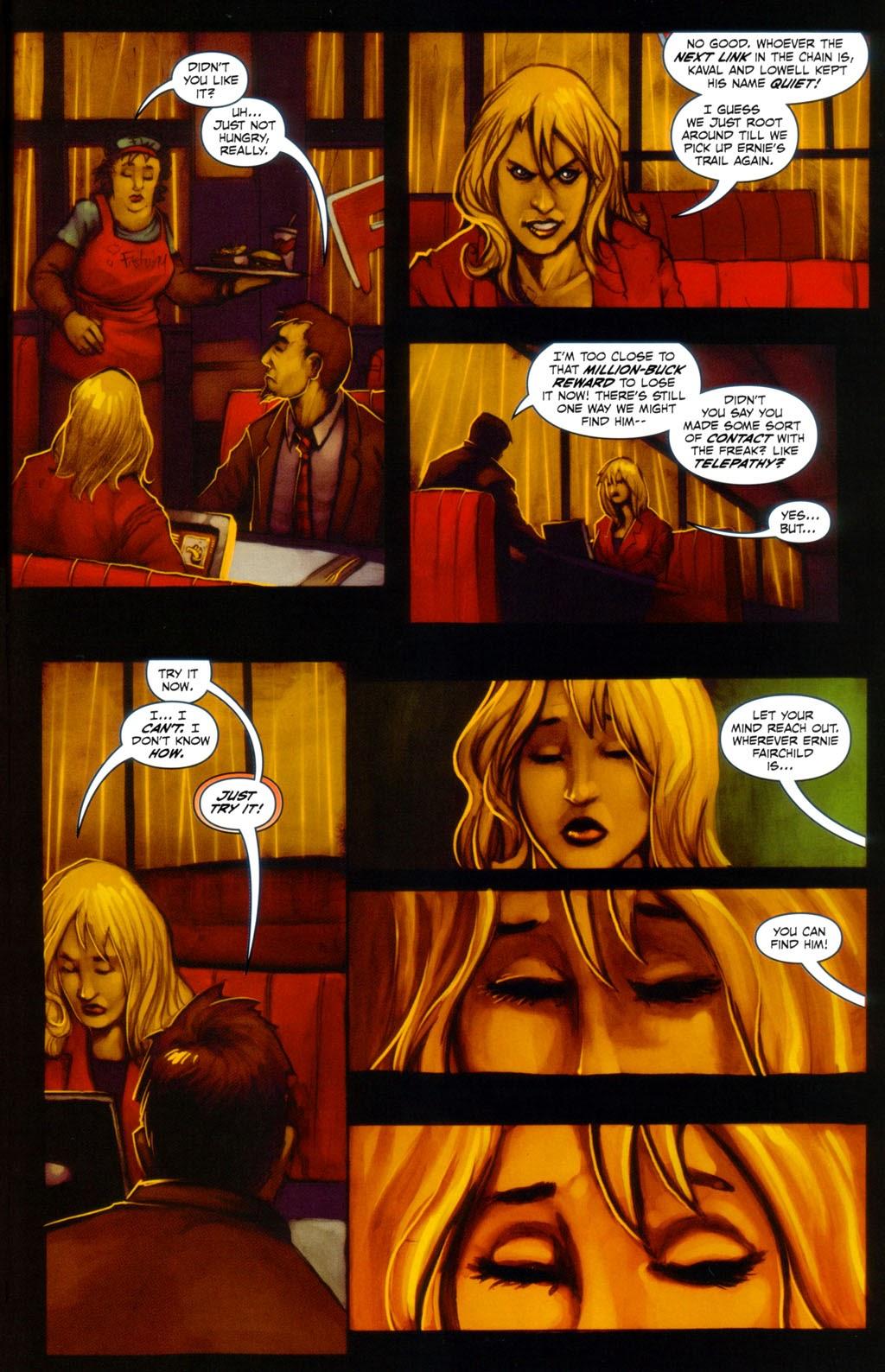 Read online Evil Ernie in Santa Fe comic -  Issue #3 - 20