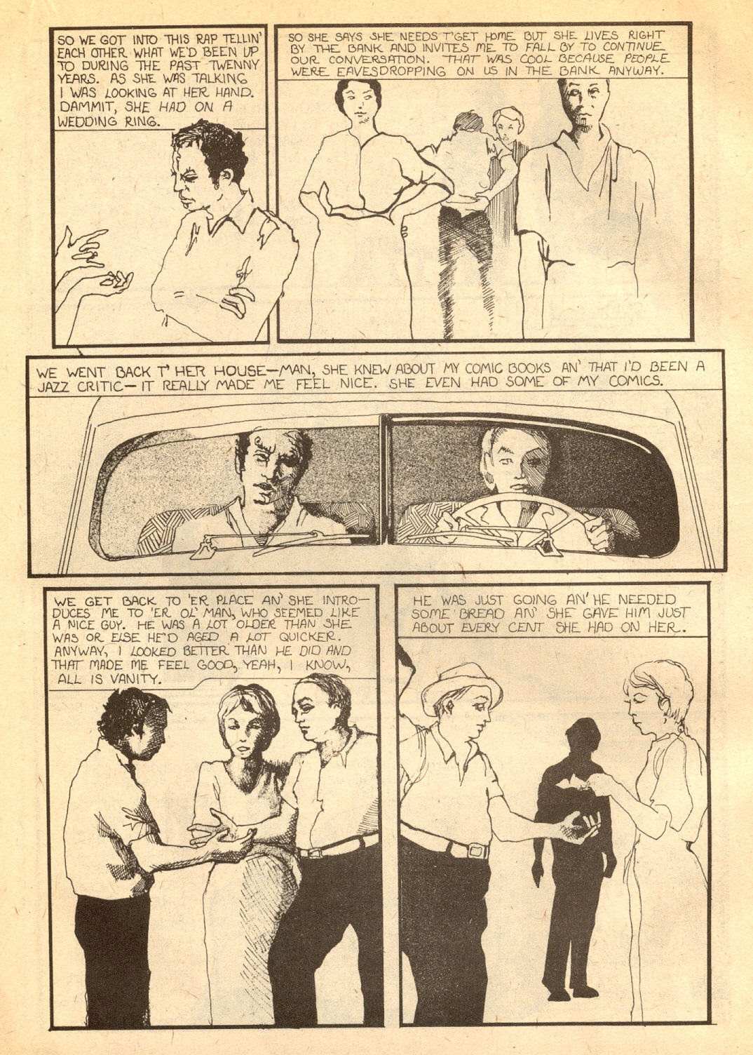 American Splendor (1976) issue 7 - Page 28
