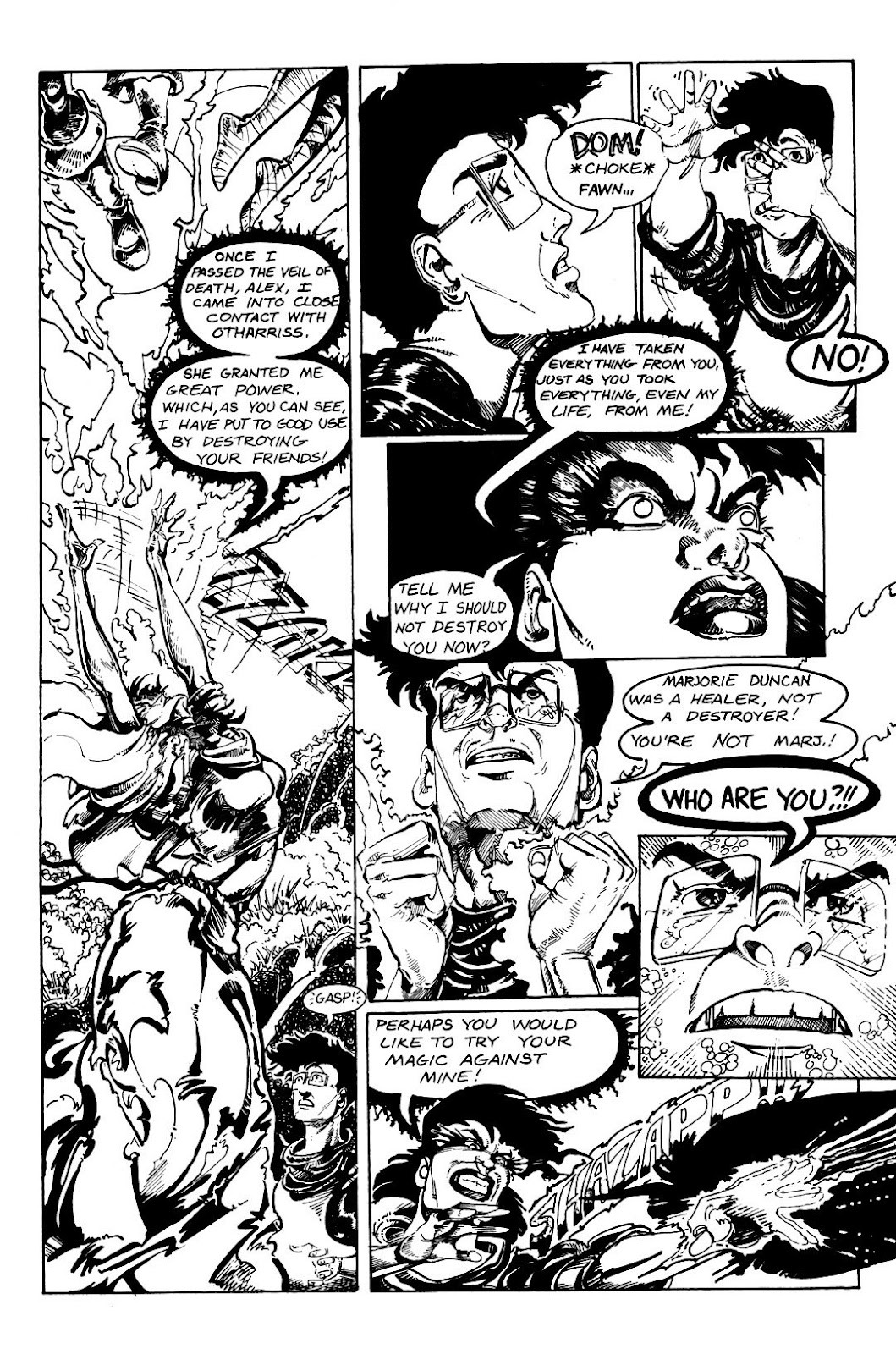 The Realm (1986) issue 17 - Page 5