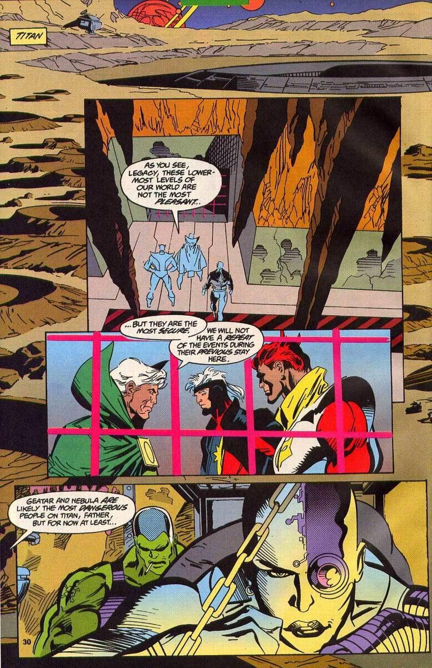 Read online Secret Defenders comic -  Issue #14 - 22