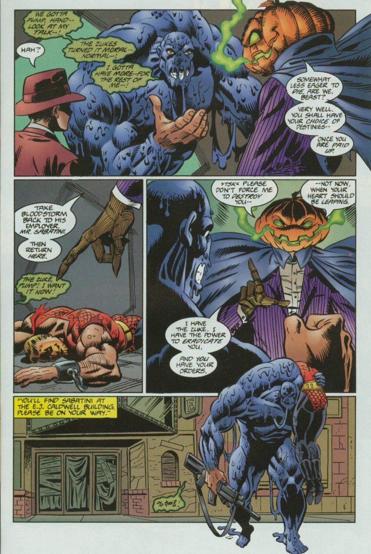 Read online Sludge comic -  Issue #9 - 7