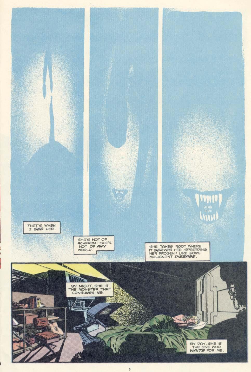 Read online Aliens: Earth War comic -  Issue #2 - 5
