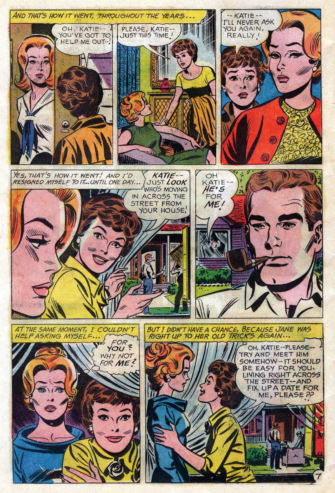Read online Secret Hearts comic -  Issue #109 - 29