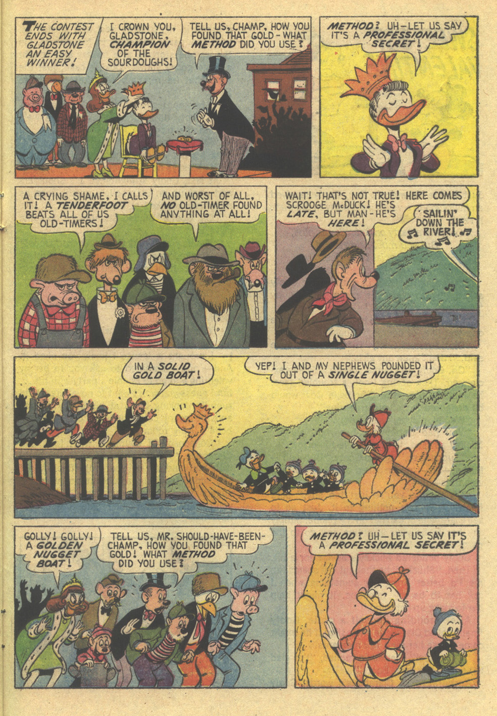 Read online Uncle Scrooge (1953) comic -  Issue #86 - 25