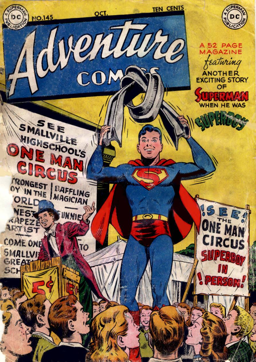 Read online Adventure Comics (1938) comic -  Issue #145 - 1