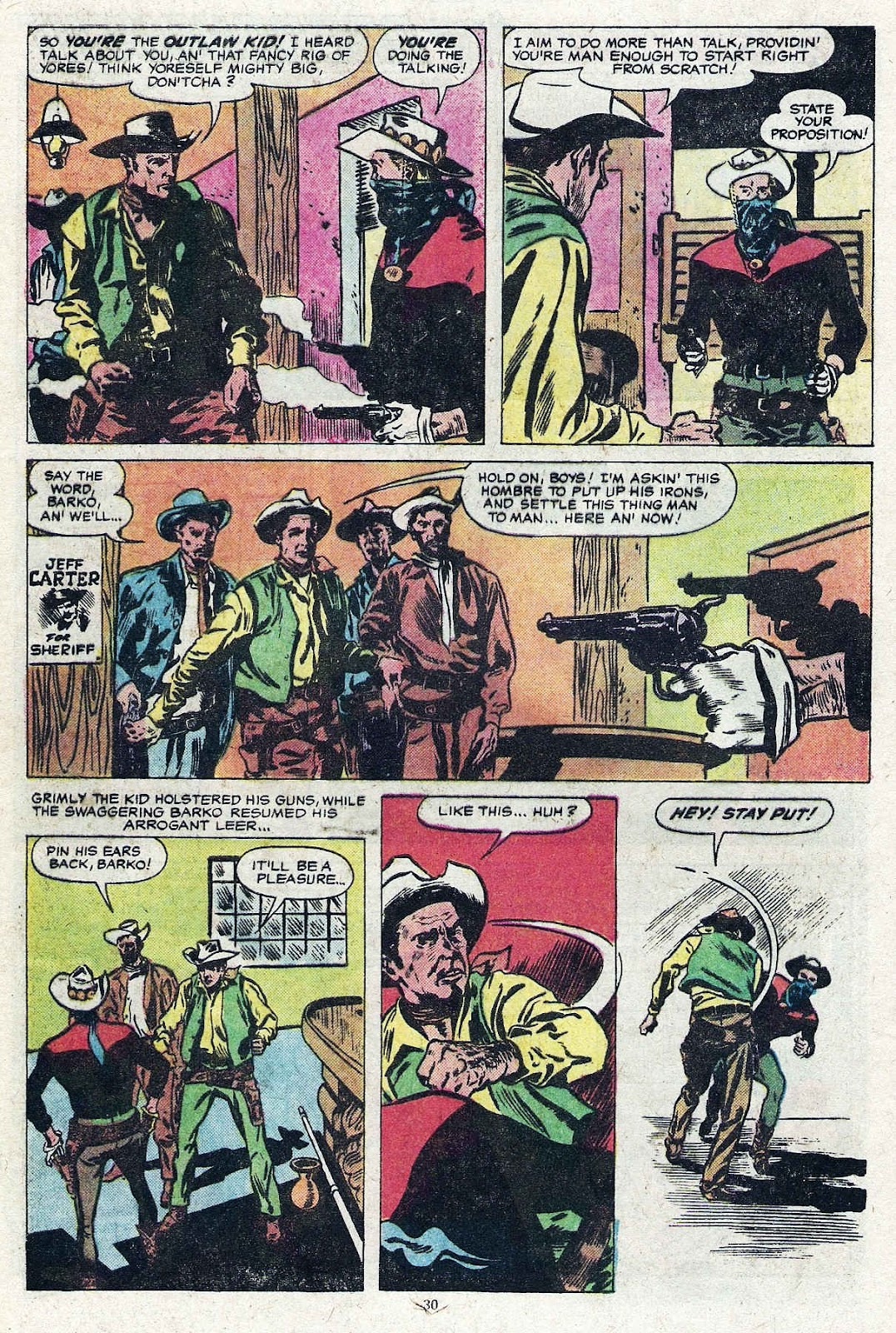 The Rawhide Kid (1955) issue 149 - Page 31
