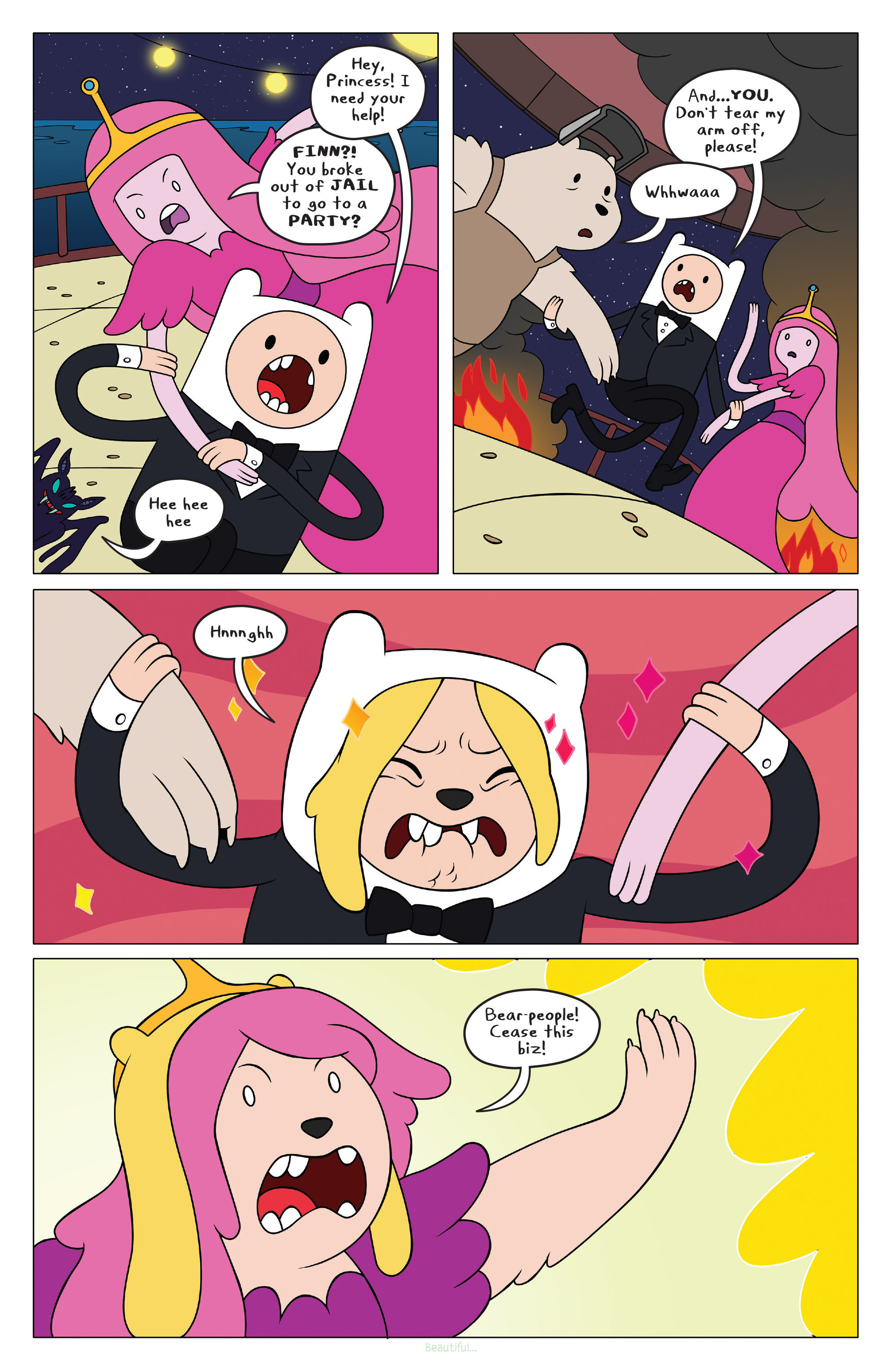 Adventure Time 44 Page 14
