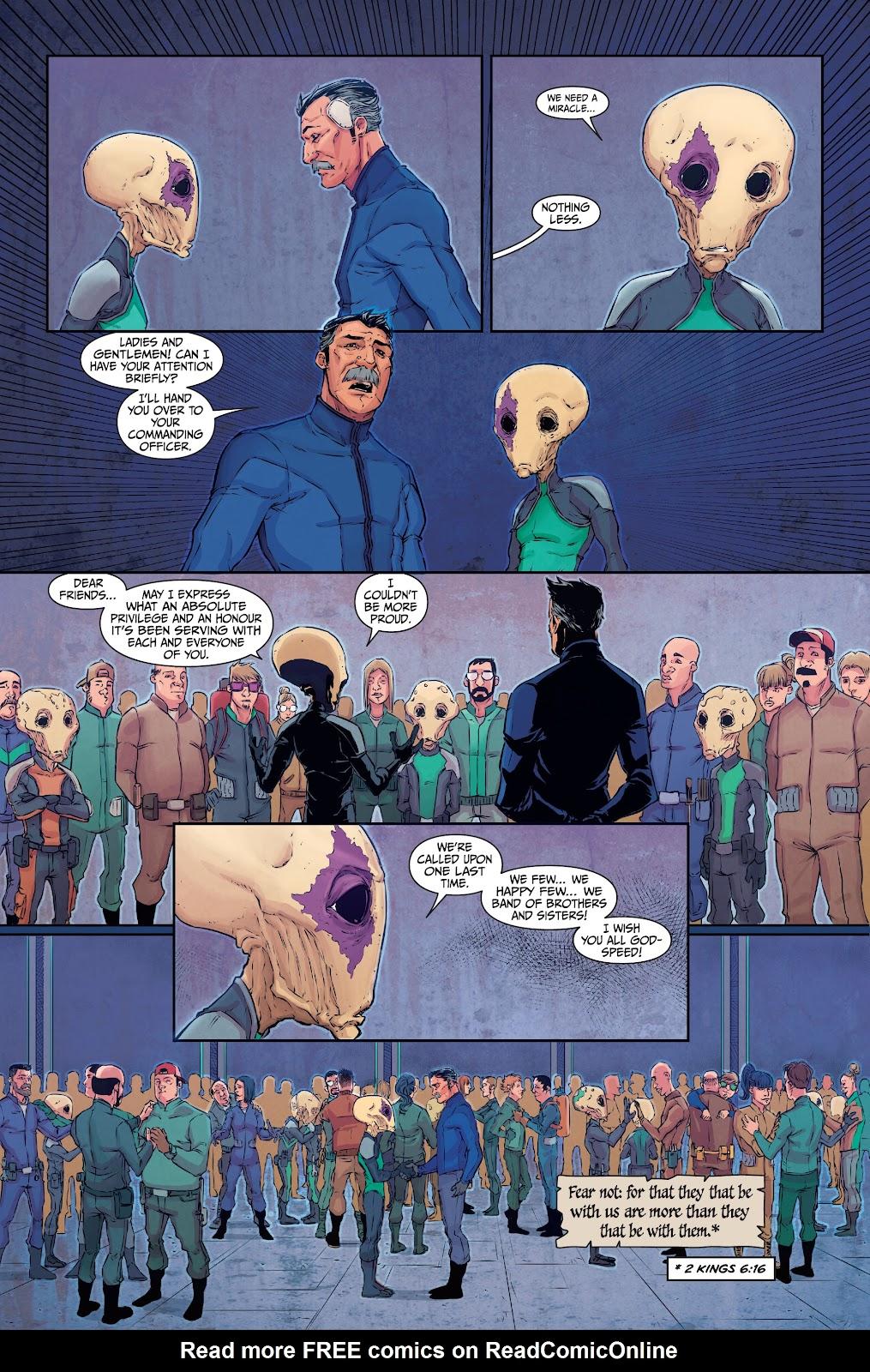 Exilium issue 6 - Page 23