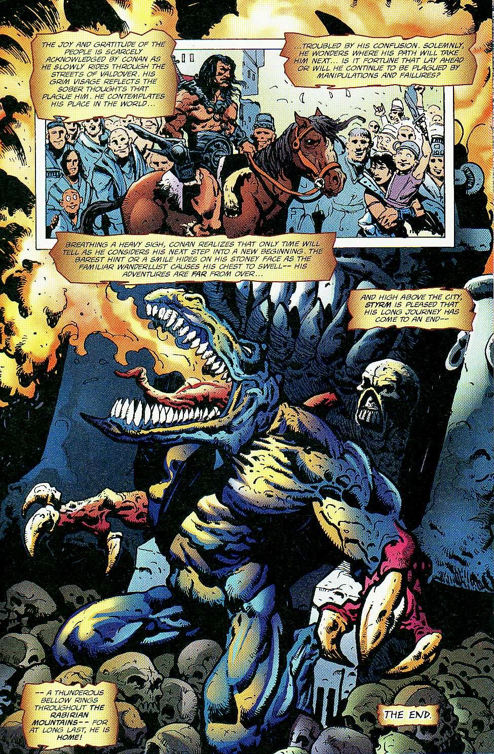 Read online Conan: Return of Styrm comic -  Issue #3 - 26